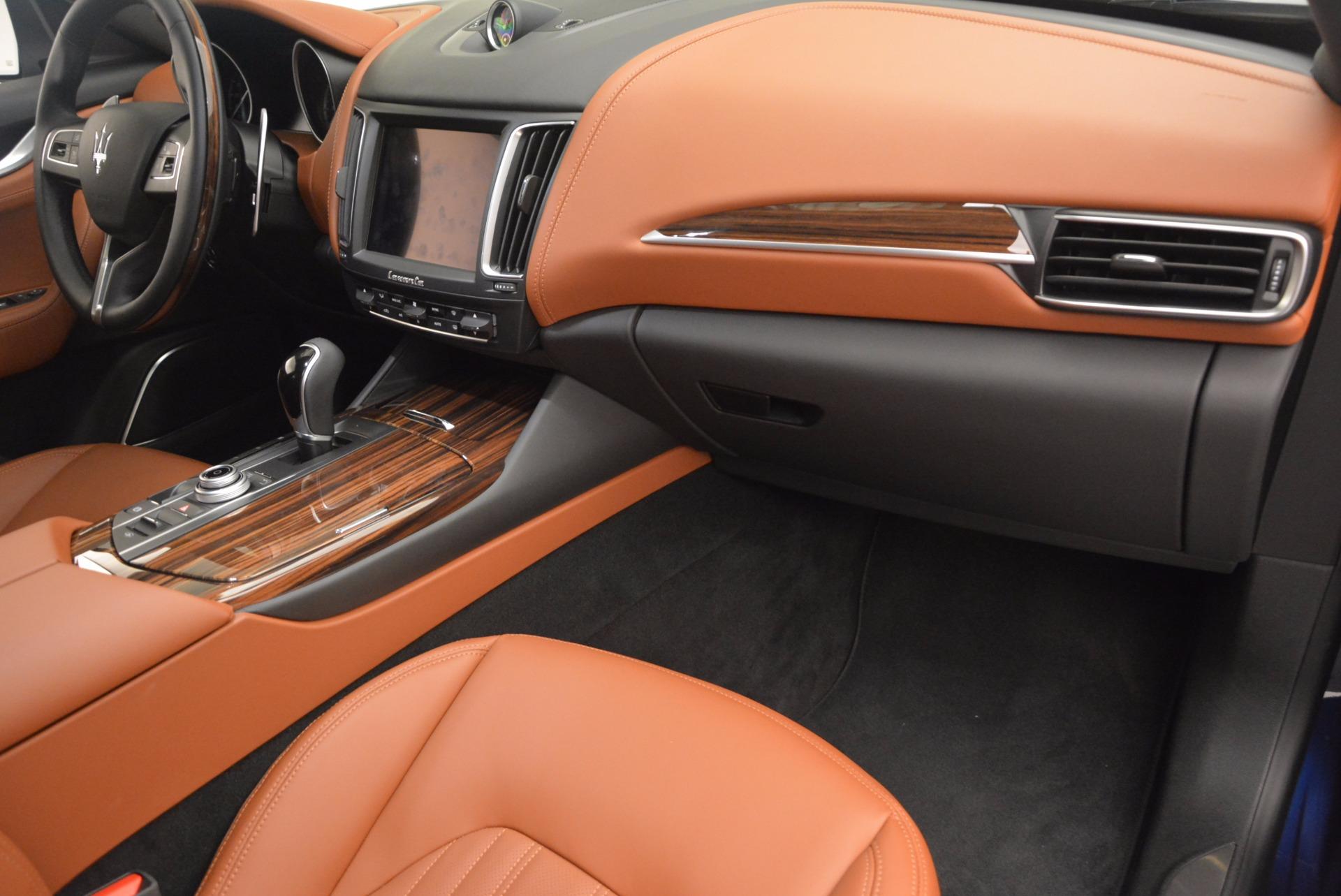 New 2017 Maserati Levante  For Sale In Westport, CT 915_p18