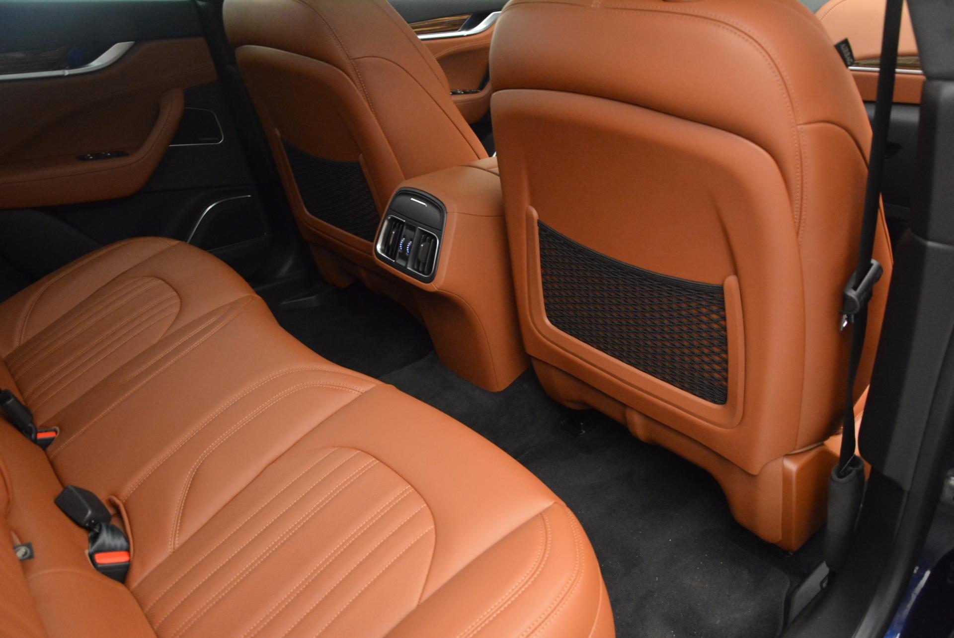 New 2017 Maserati Levante  For Sale In Westport, CT 915_p21