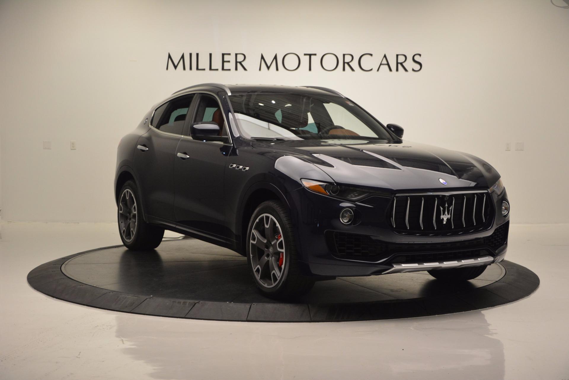 New 2017 Maserati Levante  For Sale In Westport, CT 915_p6