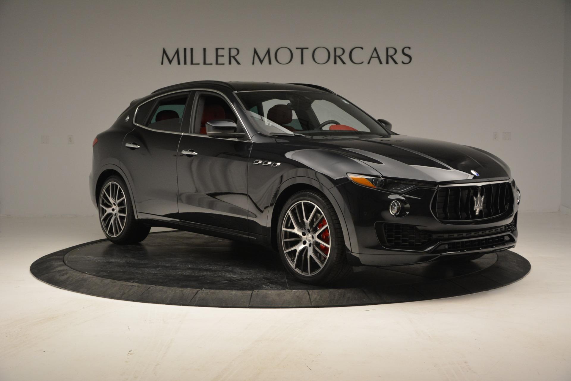 New 2017 Maserati Levante S For Sale In Westport, CT 916_p11