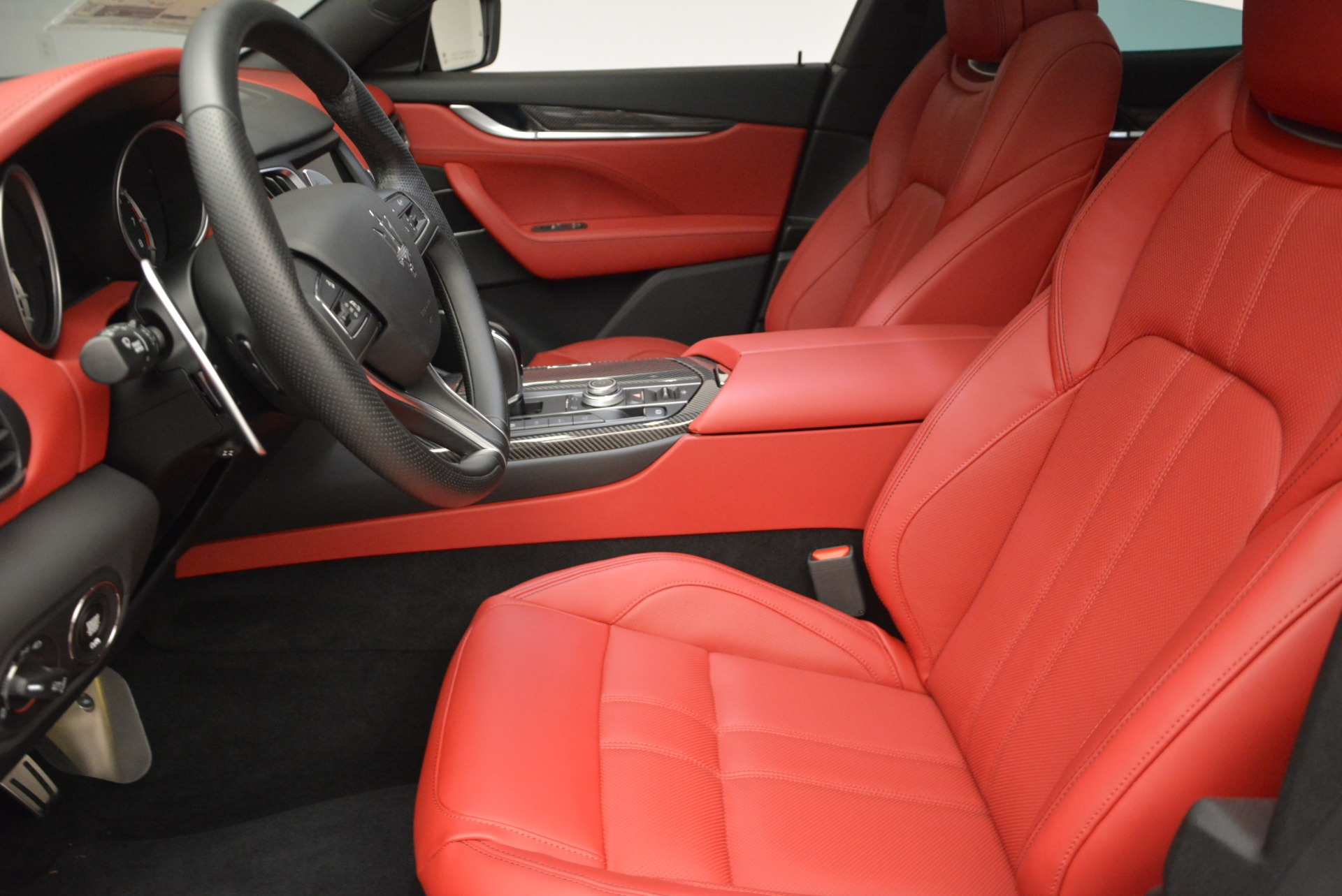 New 2017 Maserati Levante S For Sale In Westport, CT 916_p14