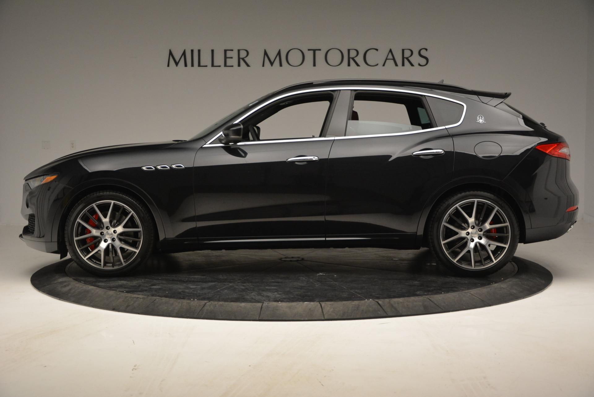 New 2017 Maserati Levante S For Sale In Westport, CT 916_p3