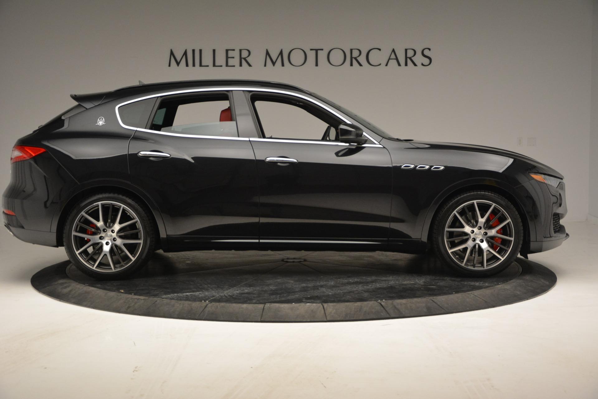 New 2017 Maserati Levante S For Sale In Westport, CT 916_p9