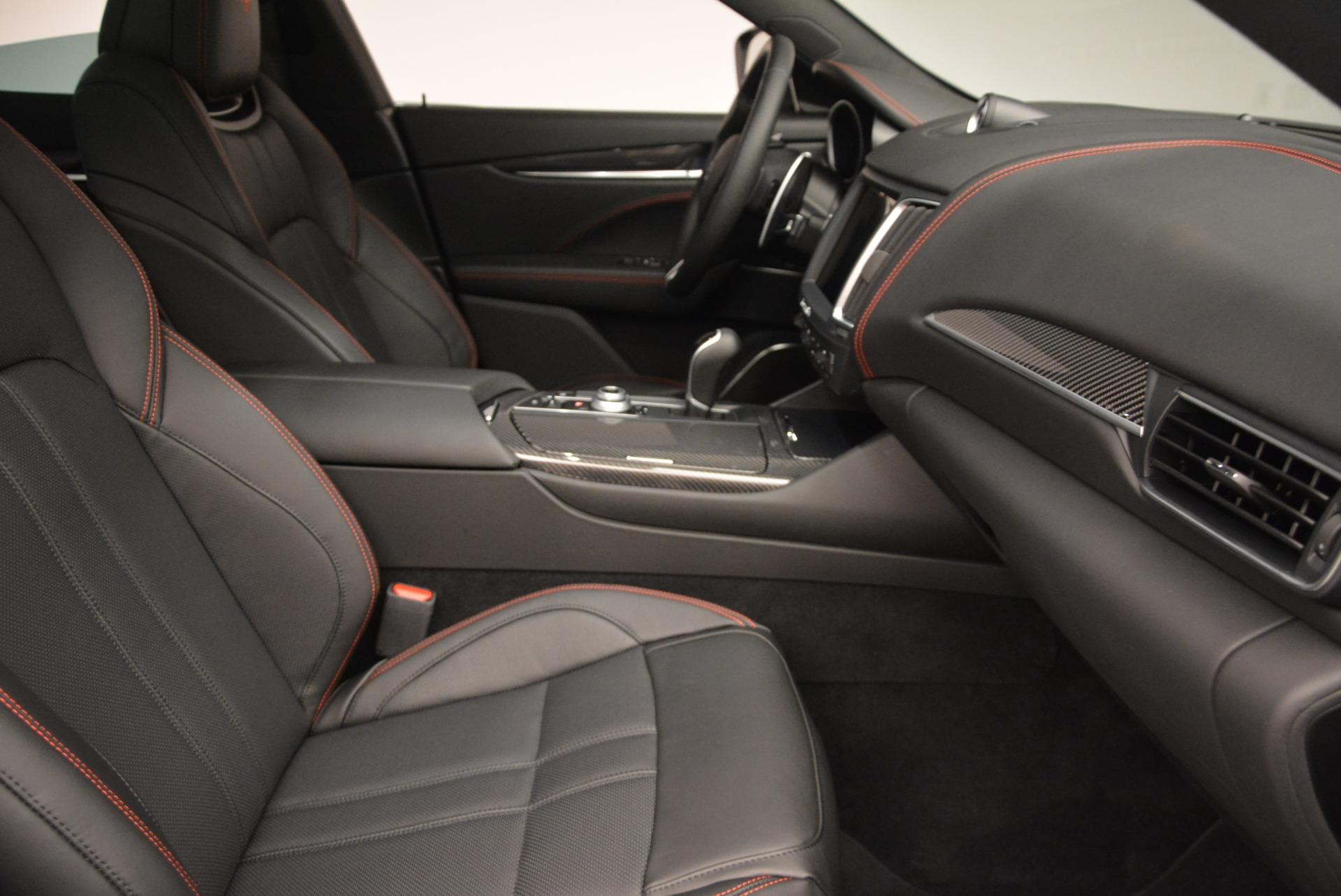 New 2017 Maserati Levante S For Sale In Westport, CT 917_p22