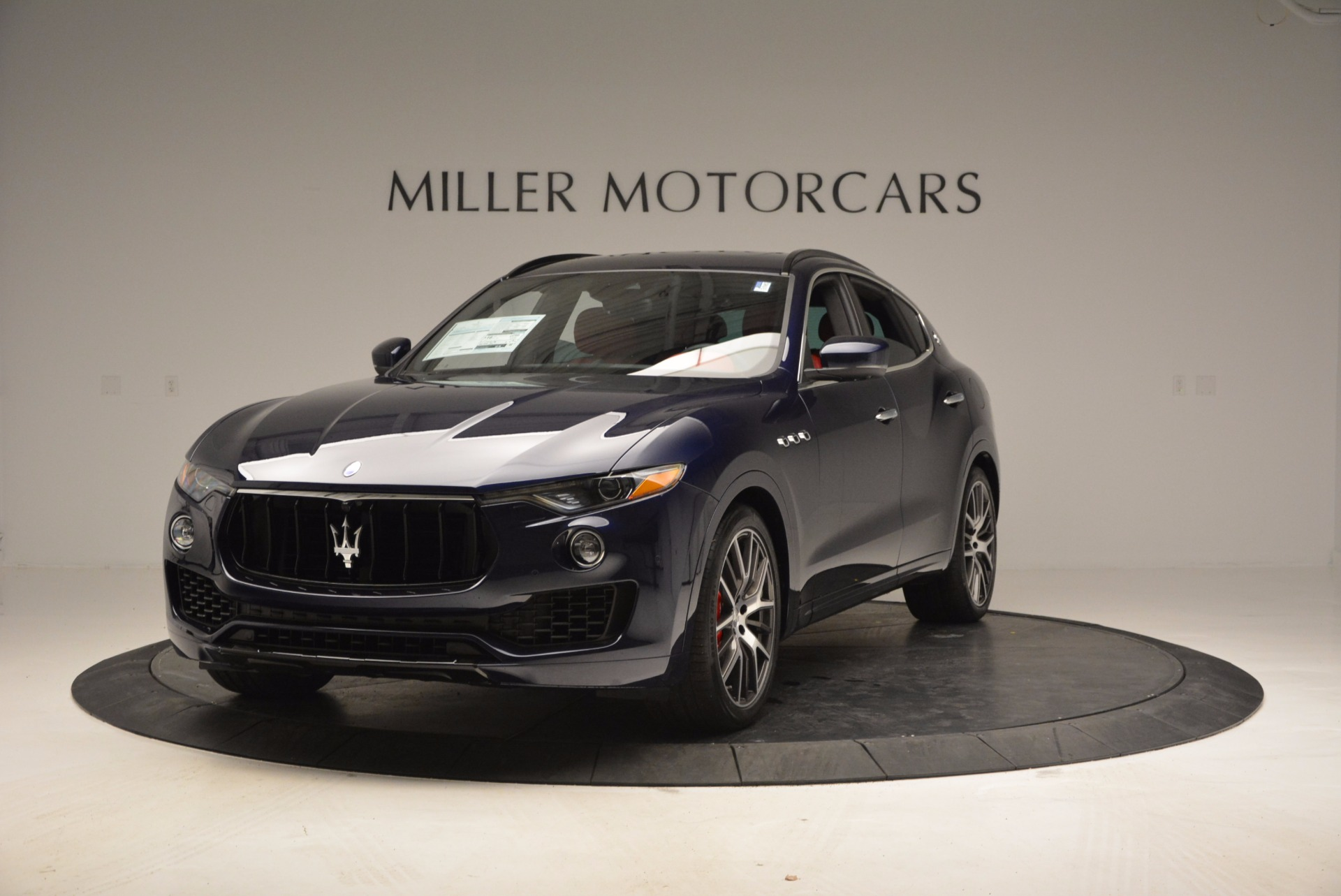New 2017 Maserati Levante S For Sale In Westport, CT 918_main