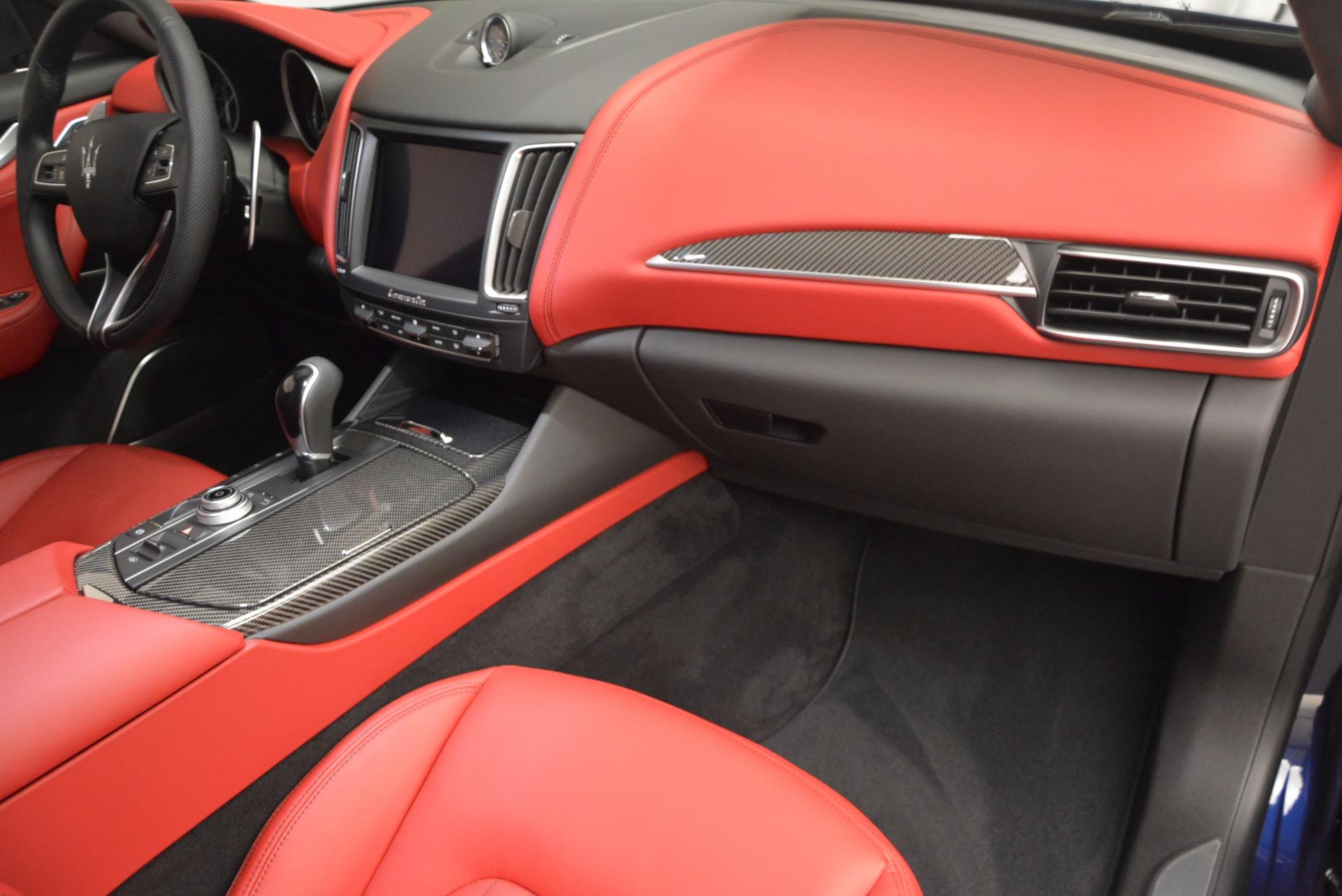New 2017 Maserati Levante S For Sale In Westport, CT 918_p15
