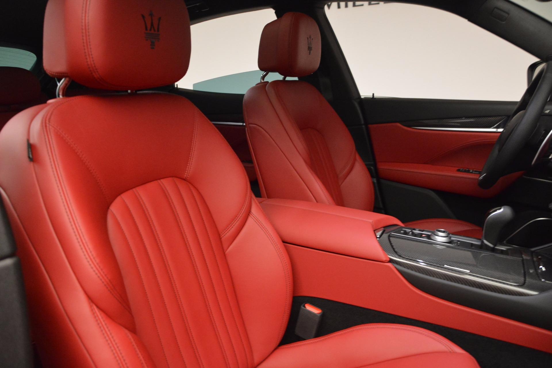 New 2017 Maserati Levante S For Sale In Westport, CT 918_p23