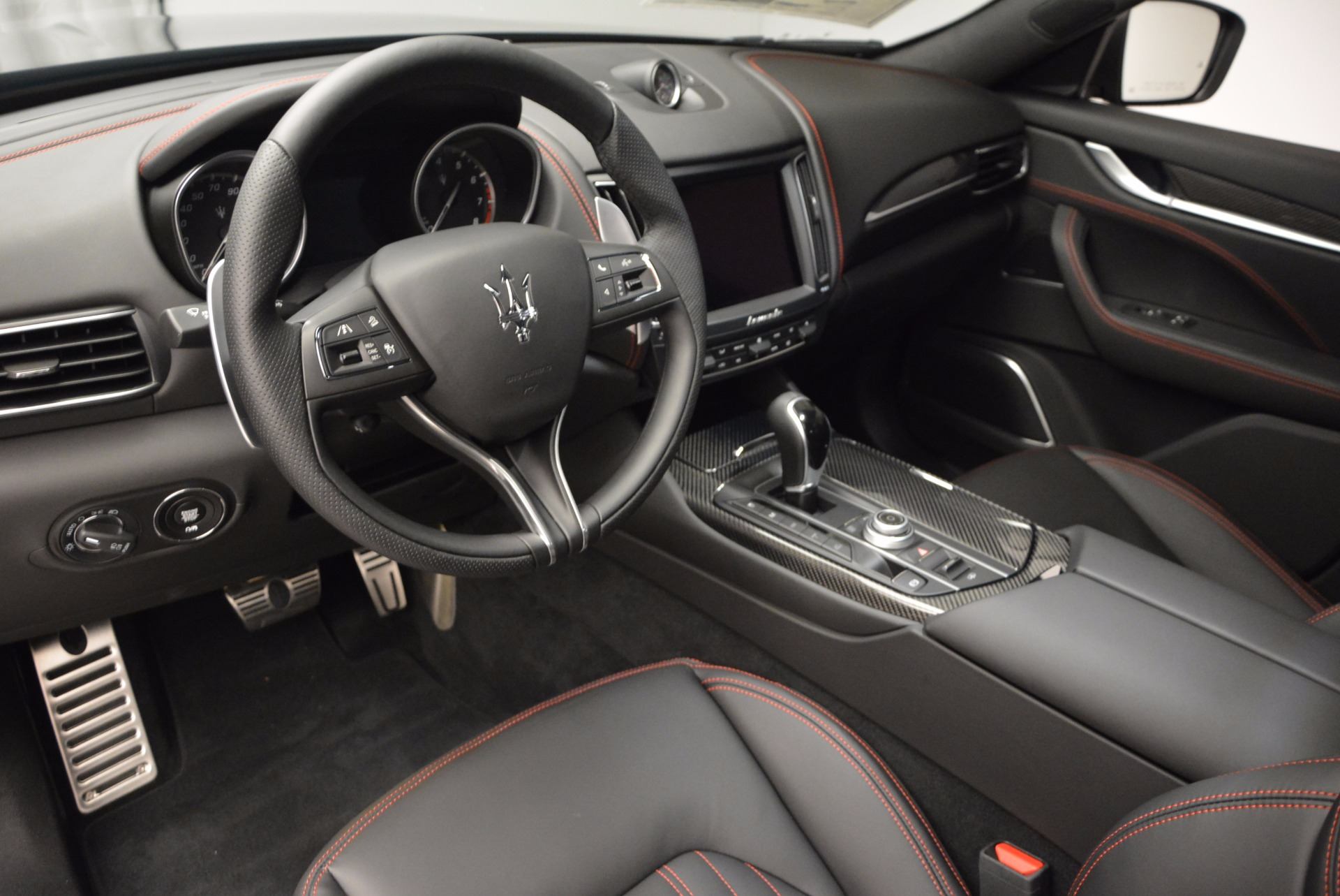 New 2017 Maserati Levante S For Sale In Westport, CT 919_p17