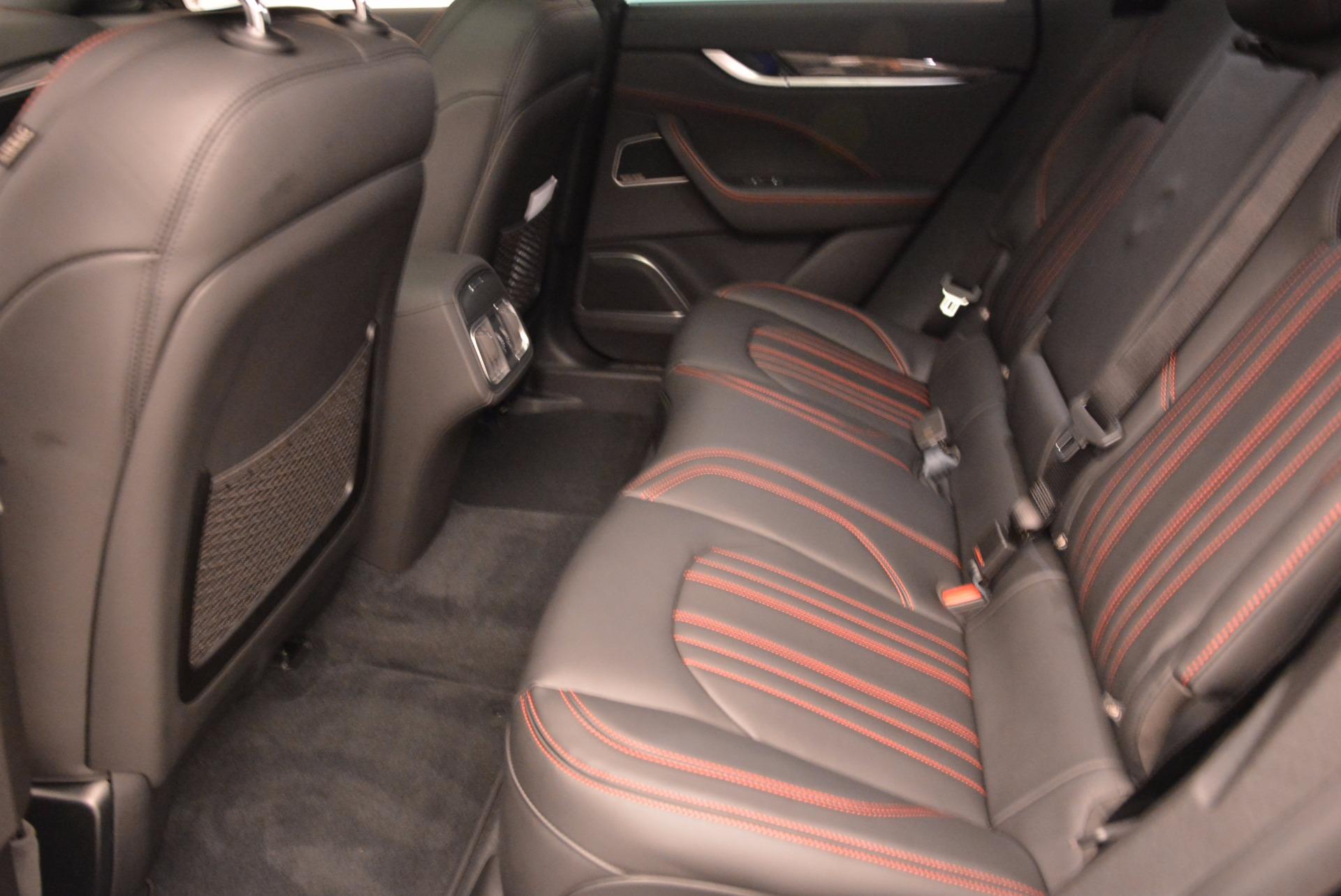 New 2017 Maserati Levante S For Sale In Westport, CT 919_p26