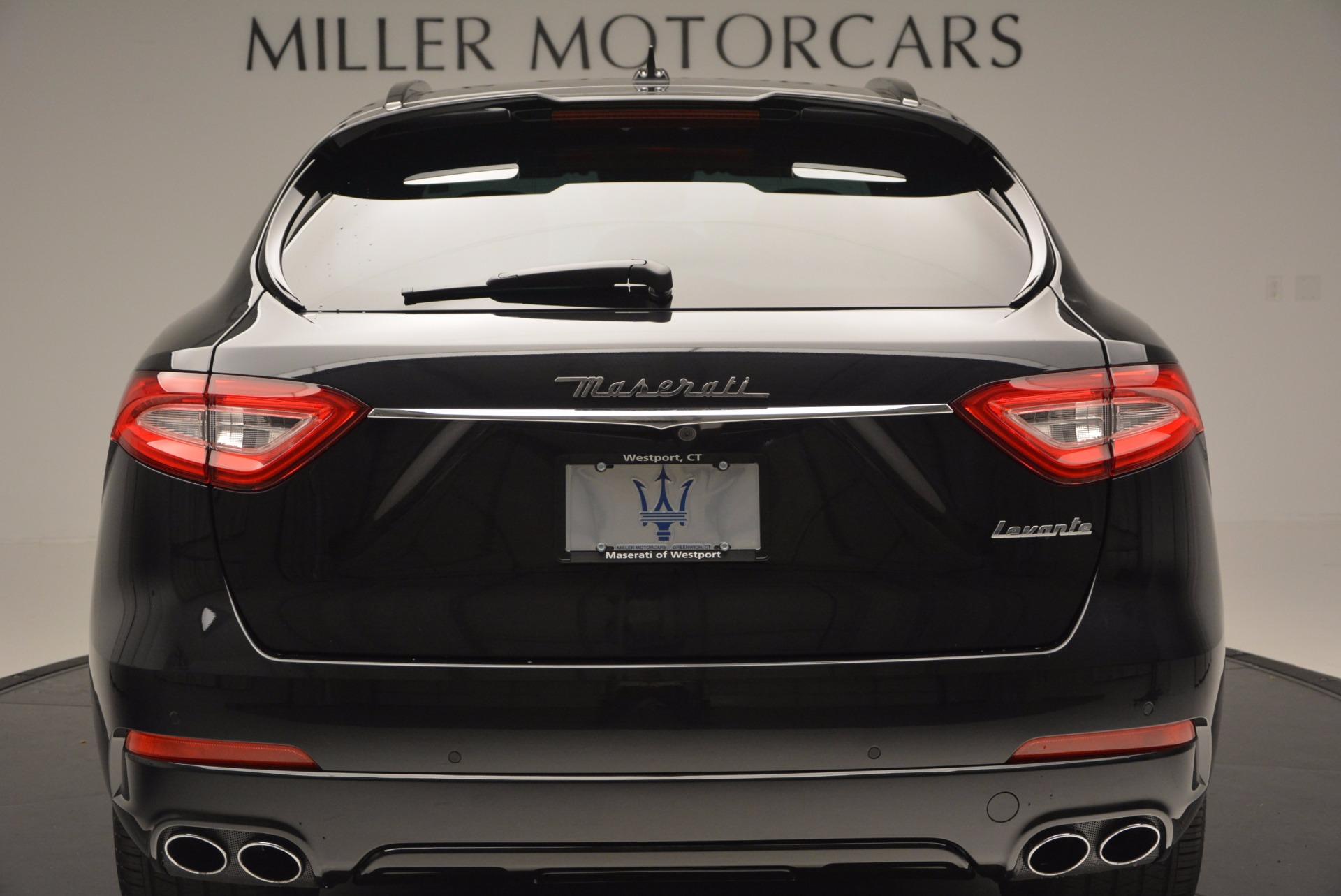 New 2017 Maserati Levante S For Sale In Westport, CT 919_p28