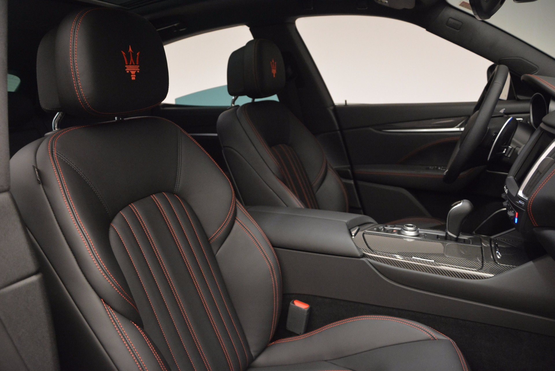 New 2017 Maserati Levante S For Sale In Westport, CT 919_p31