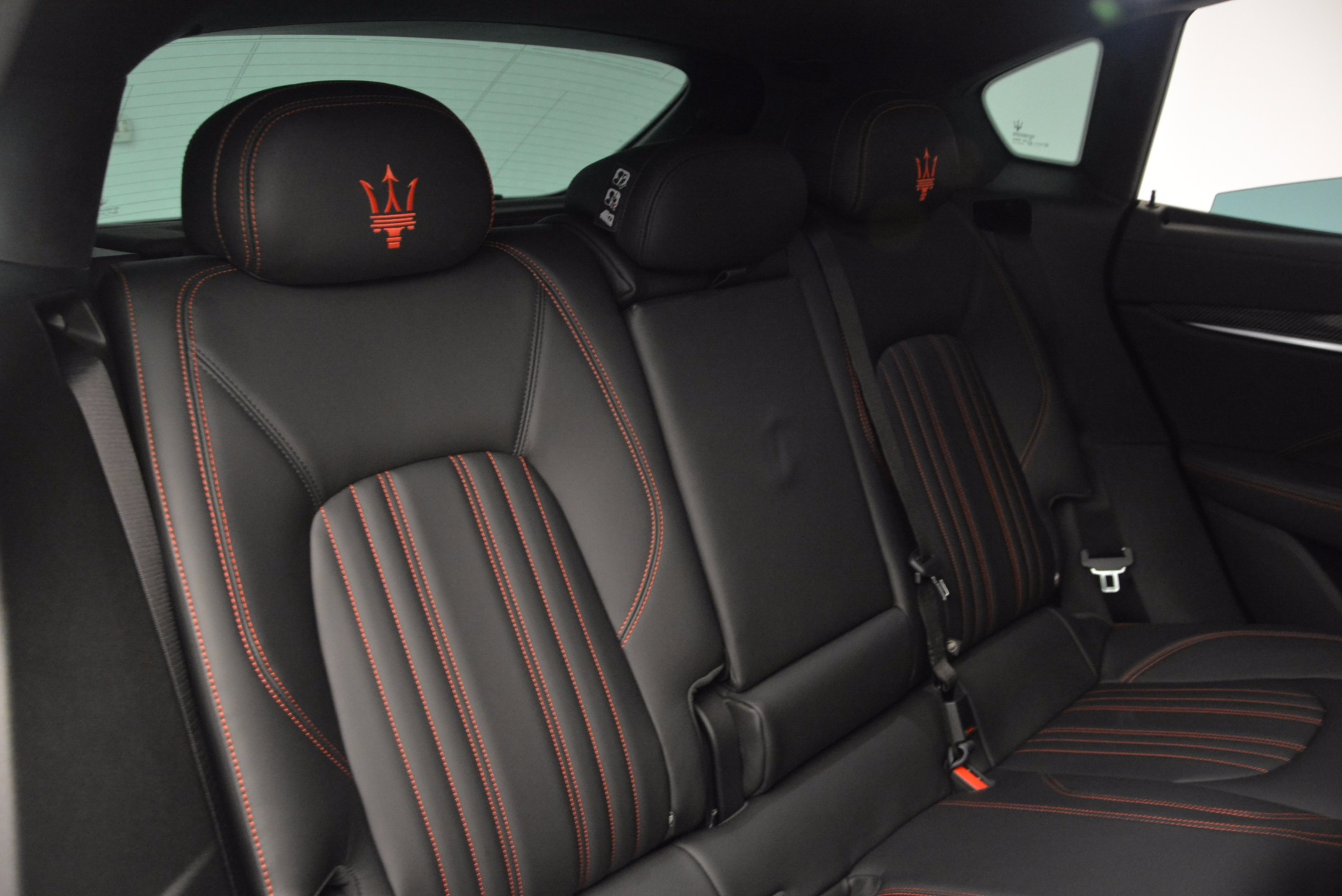 New 2017 Maserati Levante S For Sale In Westport, CT 919_p34