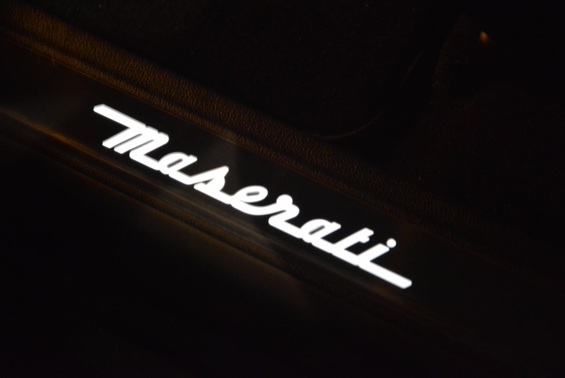 New 2017 Maserati Levante S For Sale In Westport, CT 919_p36