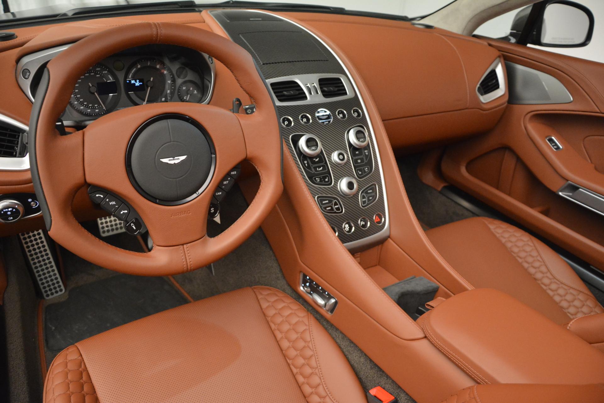New 2016 Aston Martin Vanquish Volante  For Sale In Westport, CT 92_p21