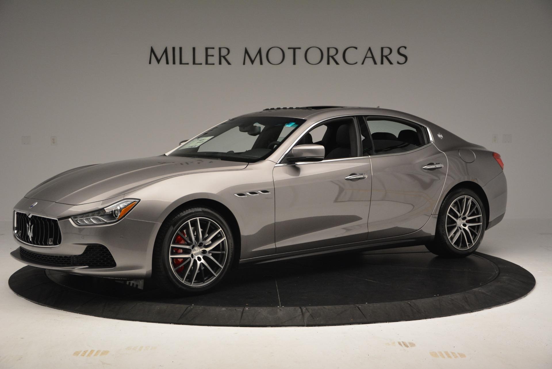 New 2017 Maserati Ghibli S Q4 For Sale In Westport, CT 920_p2