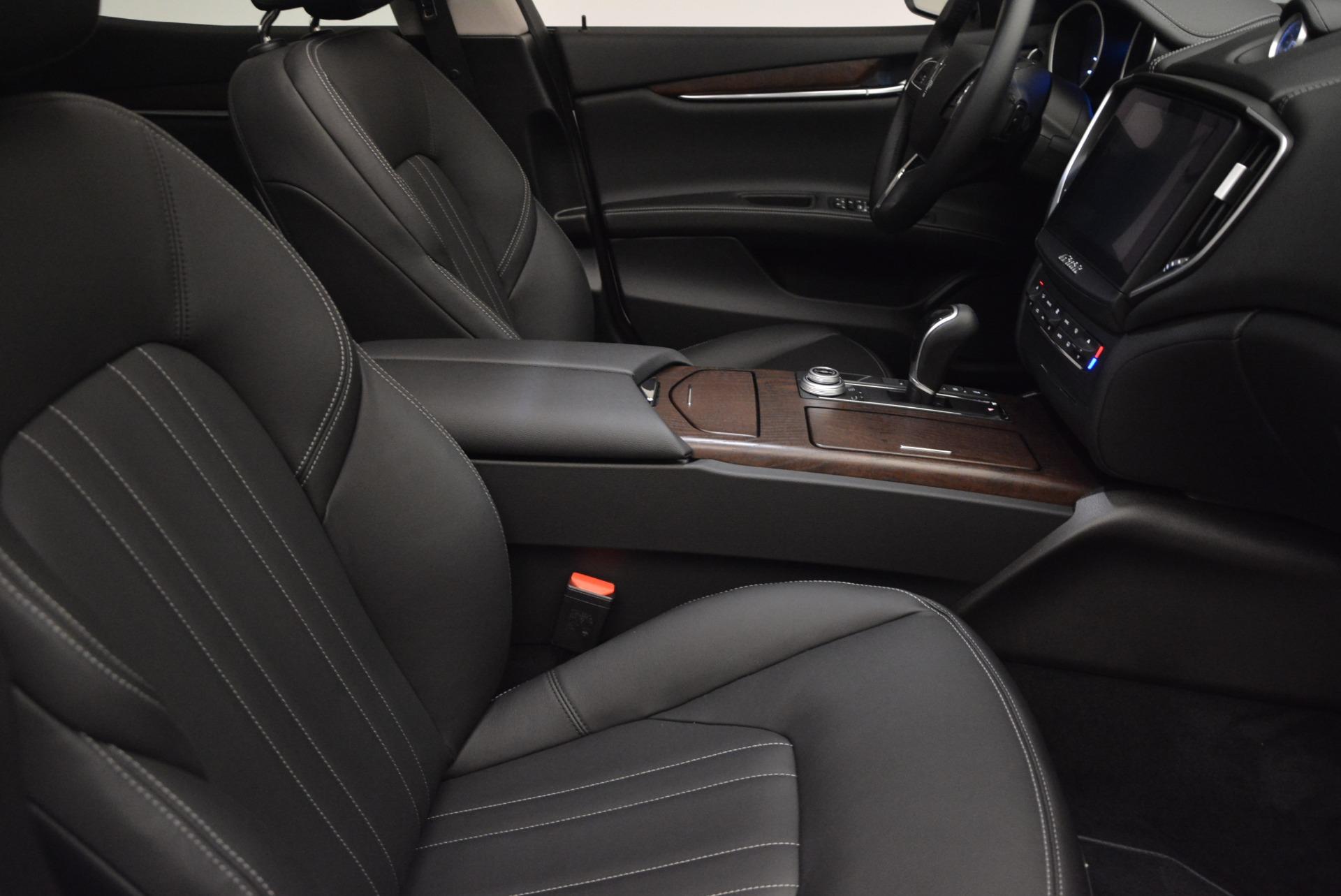 New 2017 Maserati Ghibli S Q4 For Sale In Westport, CT 921_p22
