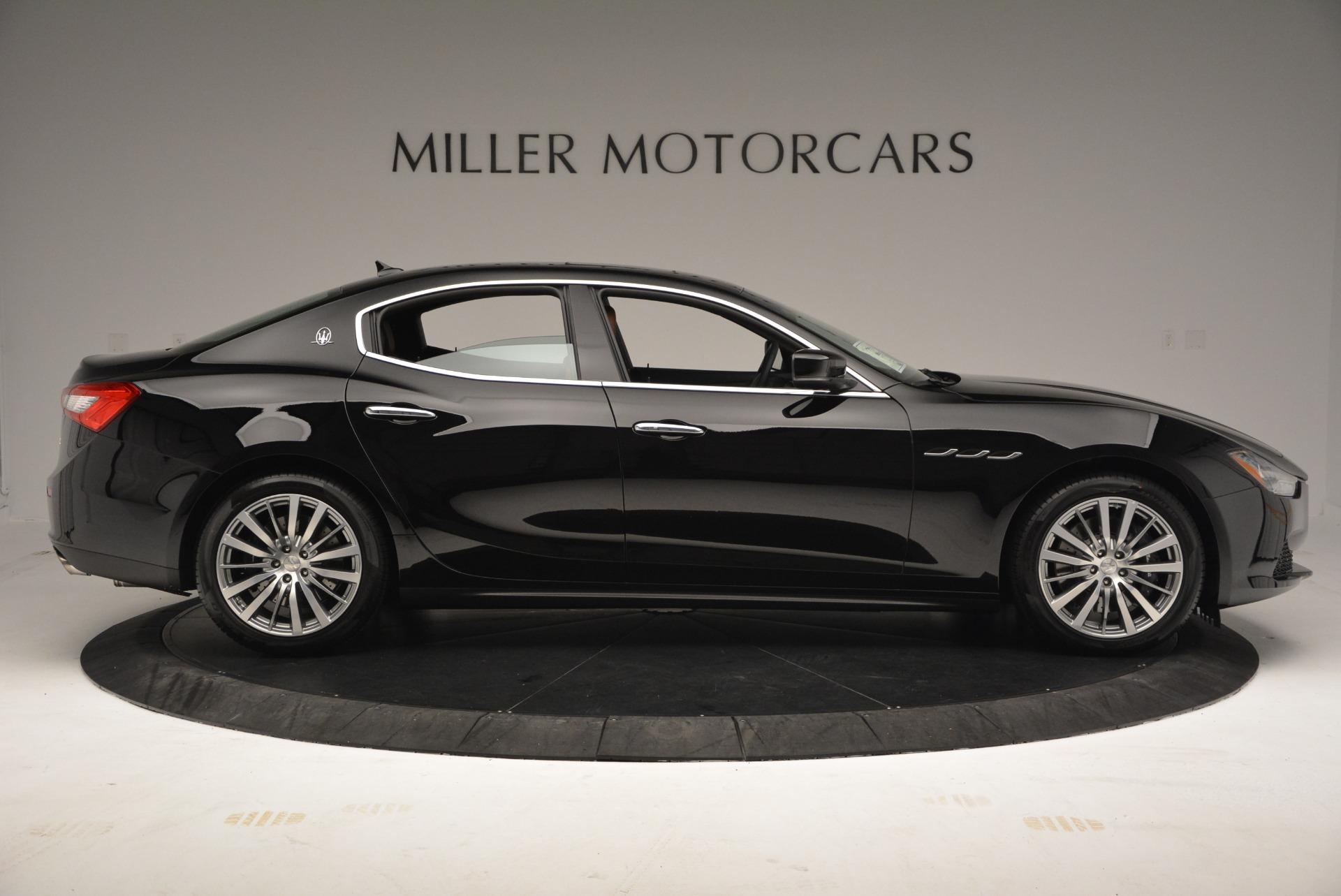 New 2017 Maserati Ghibli S Q4 For Sale In Westport, CT 921_p9