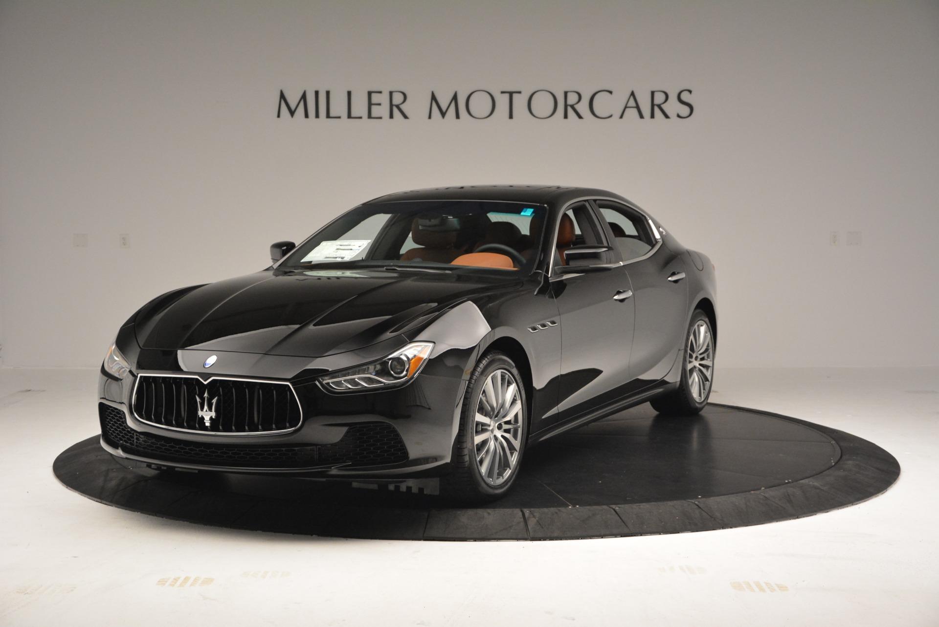 New 2017 Maserati Ghibli S Q4 For Sale In Westport, CT 923_main
