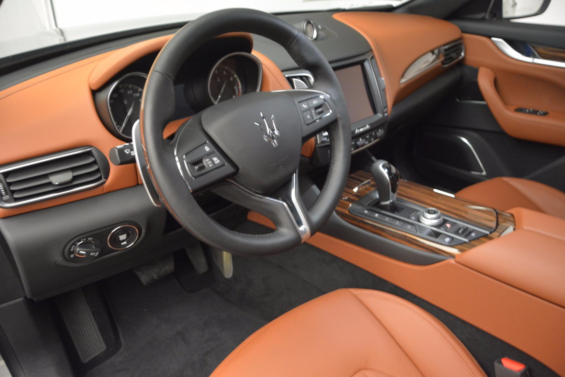 New 2017 Maserati Levante  For Sale In Westport, CT 924_p15