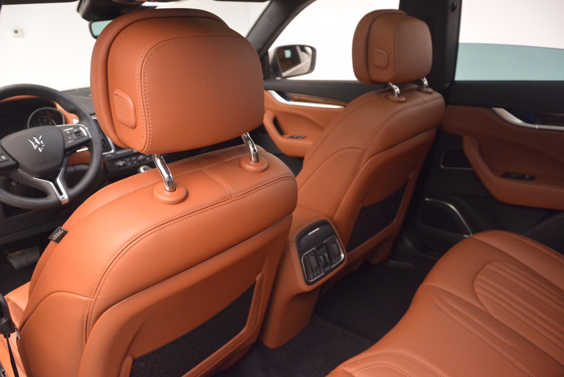 New 2017 Maserati Levante  For Sale In Westport, CT 924_p19