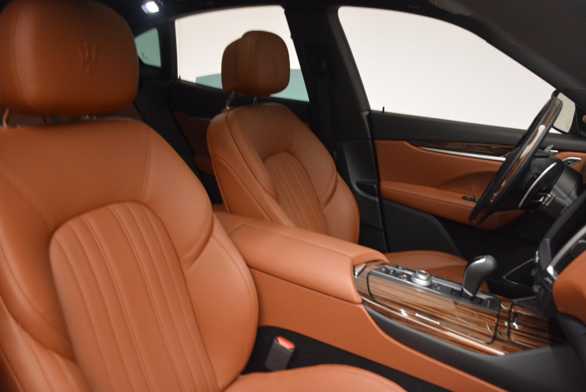 New 2017 Maserati Levante  For Sale In Westport, CT 924_p20