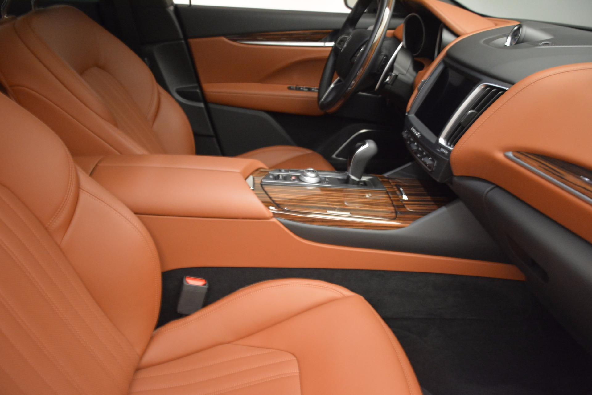 New 2017 Maserati Levante  For Sale In Westport, CT 924_p21