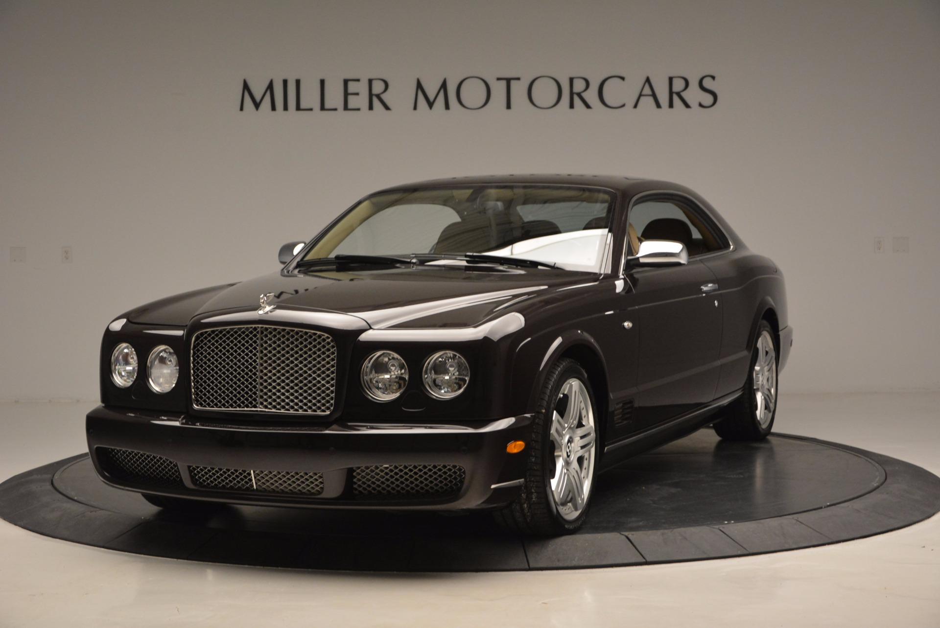 Used 2009 Bentley Brooklands  For Sale In Westport, CT 925_main