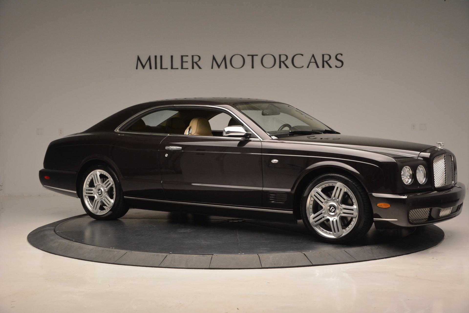 Used 2009 Bentley Brooklands  For Sale In Westport, CT 925_p10