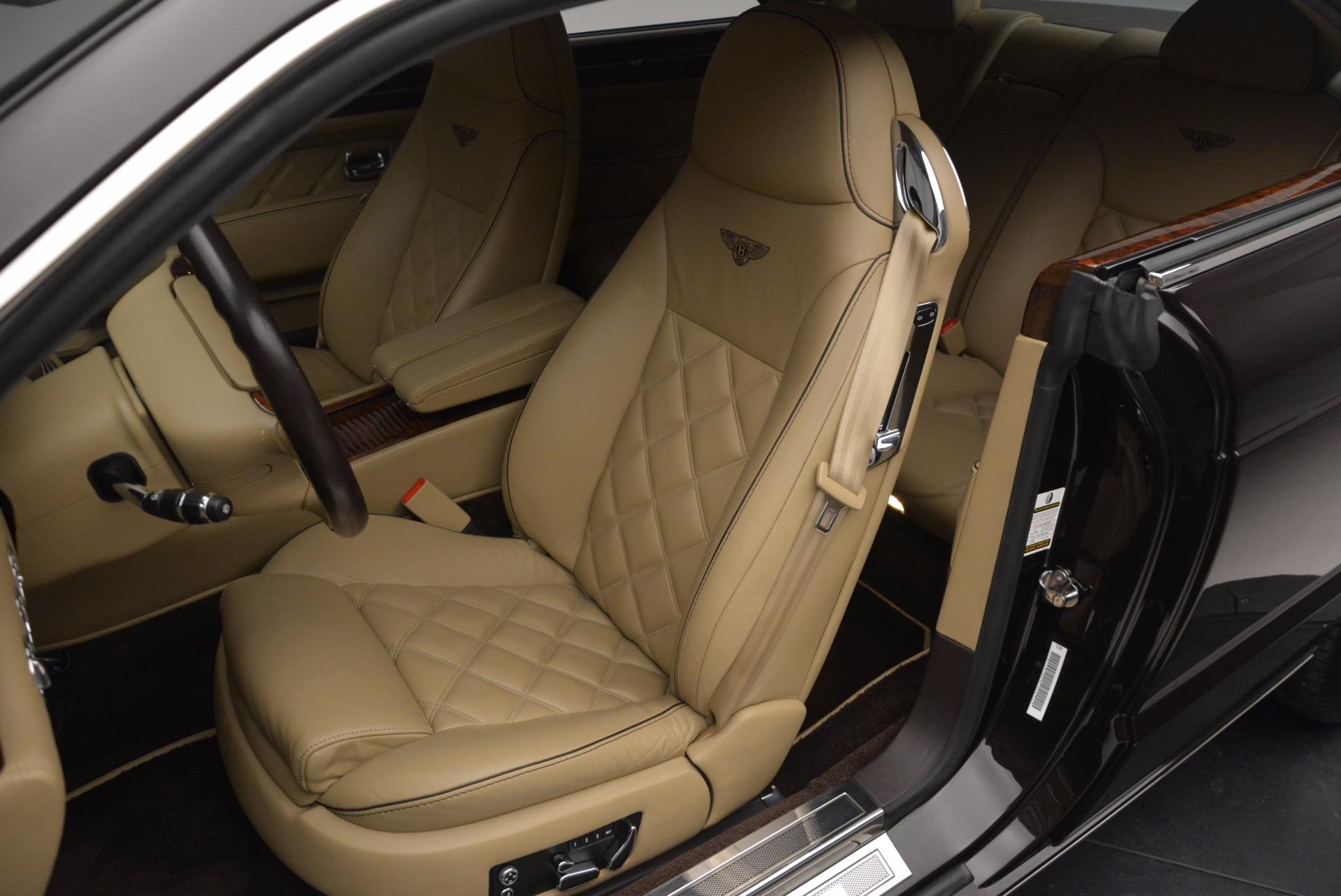 Used 2009 Bentley Brooklands  For Sale In Westport, CT 925_p21