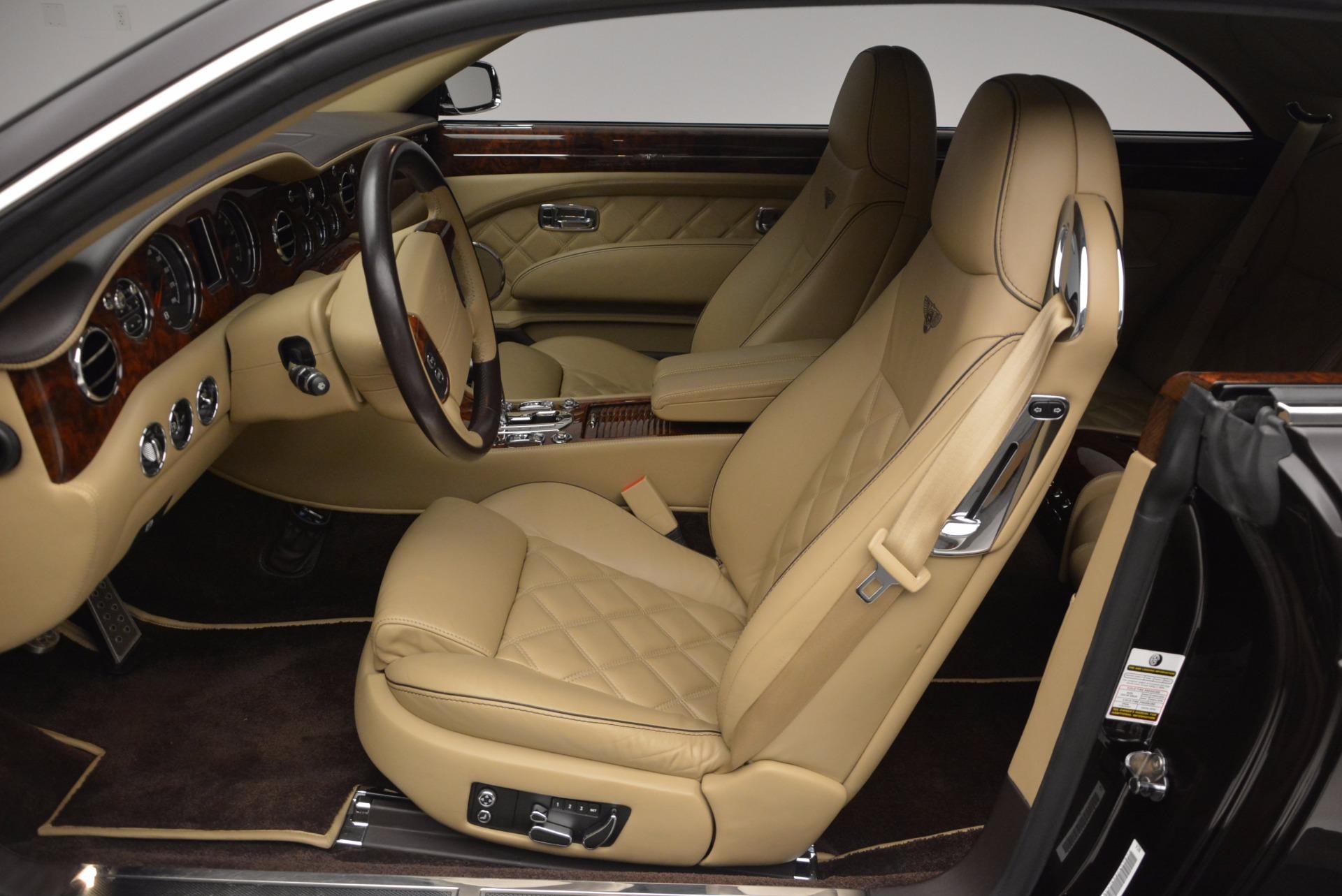 Used 2009 Bentley Brooklands  For Sale In Westport, CT 925_p22