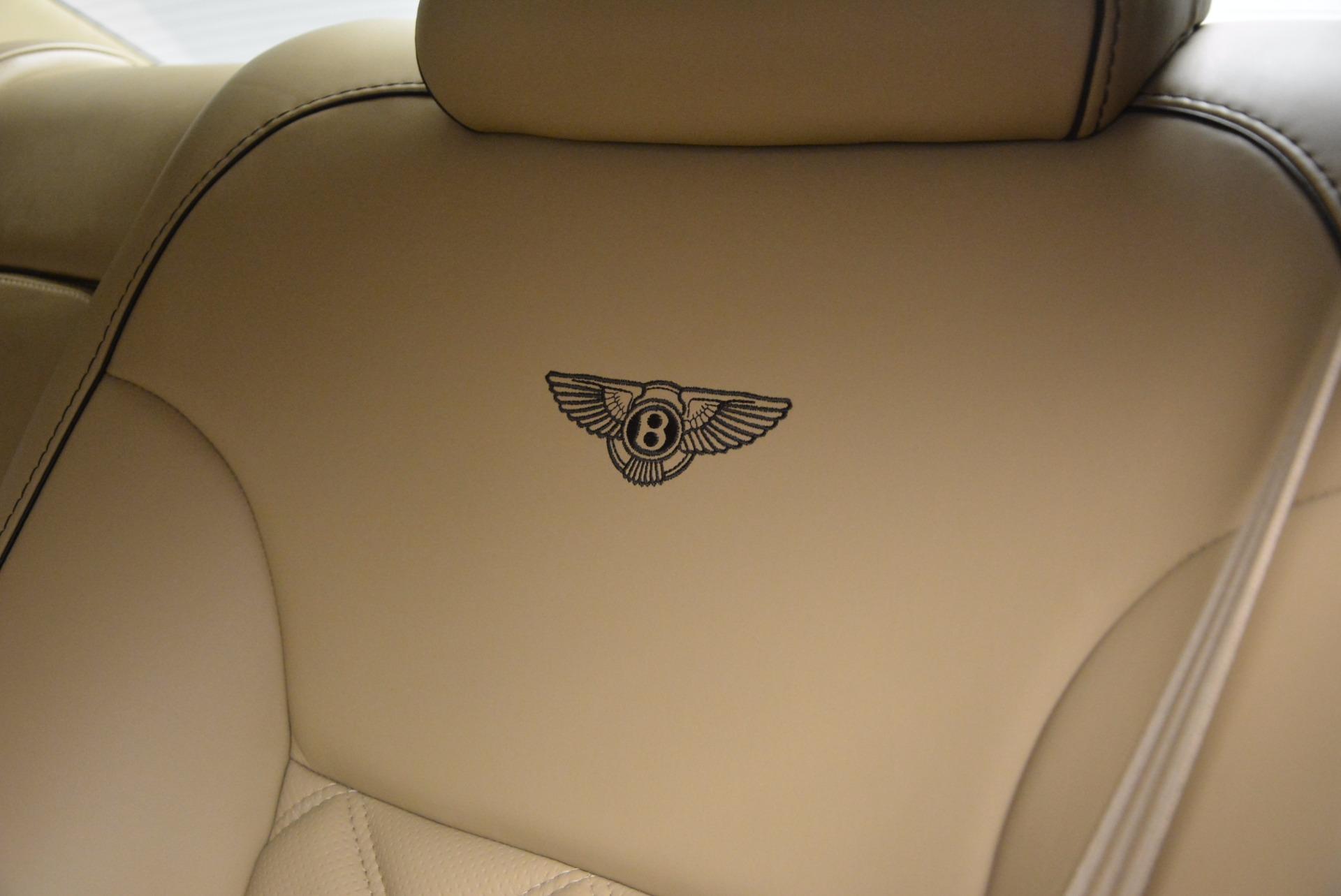 Used 2009 Bentley Brooklands  For Sale In Westport, CT 925_p24