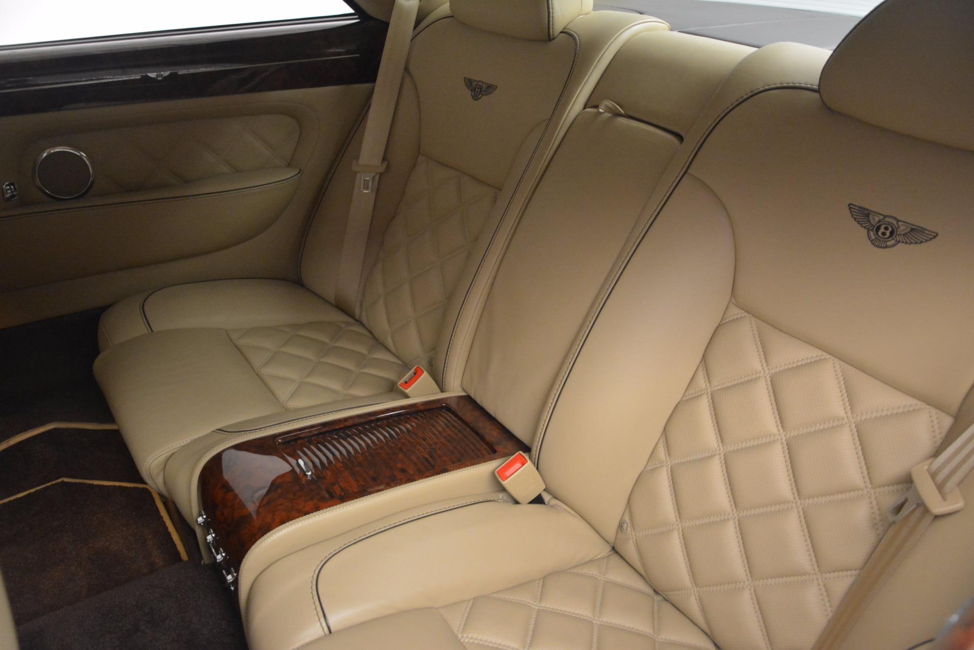 Used 2009 Bentley Brooklands  For Sale In Westport, CT 925_p25