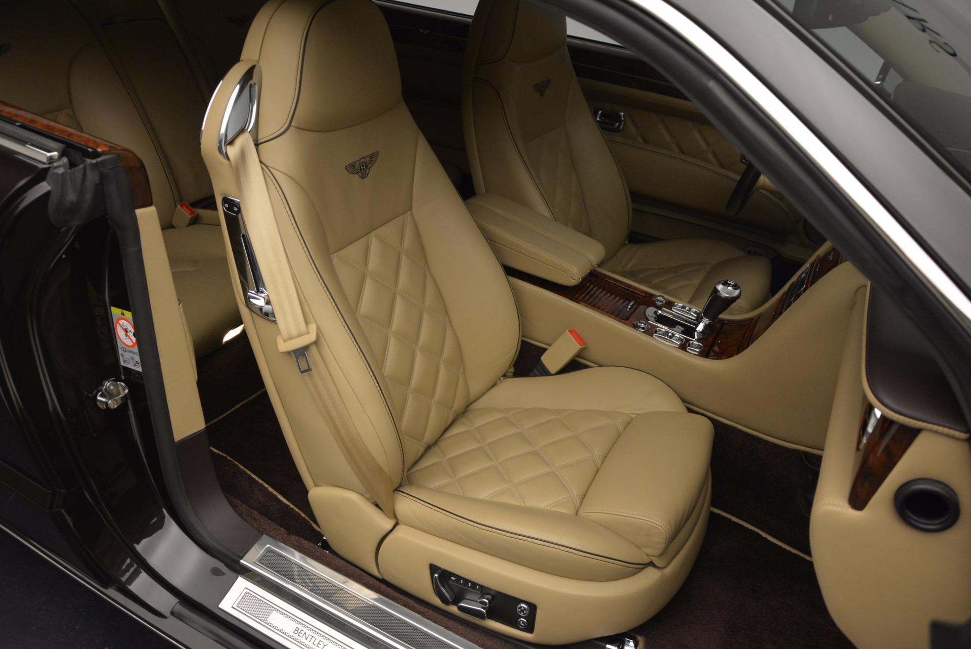 Used 2009 Bentley Brooklands  For Sale In Westport, CT 925_p32