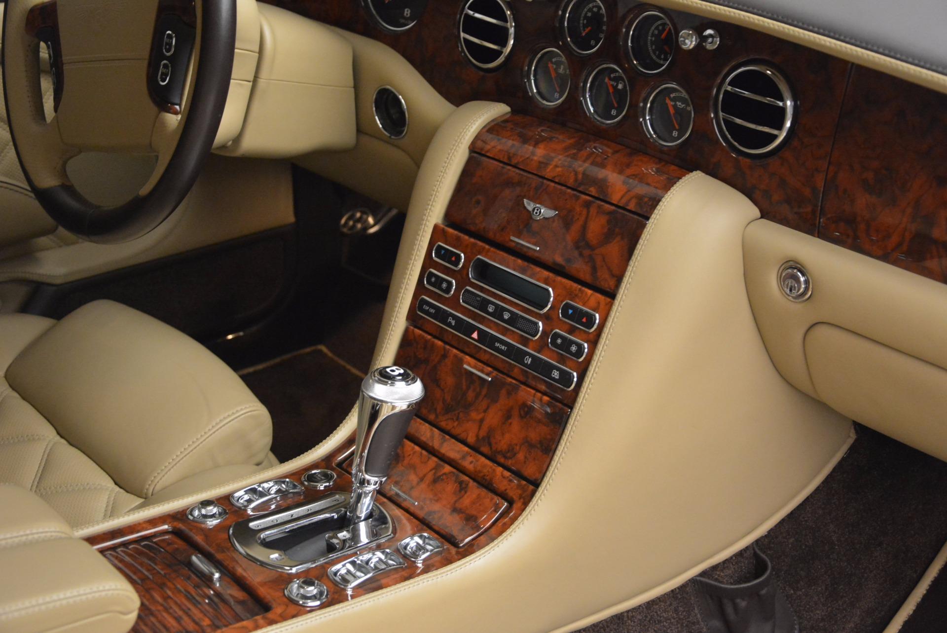 Used 2009 Bentley Brooklands  For Sale In Westport, CT 925_p35