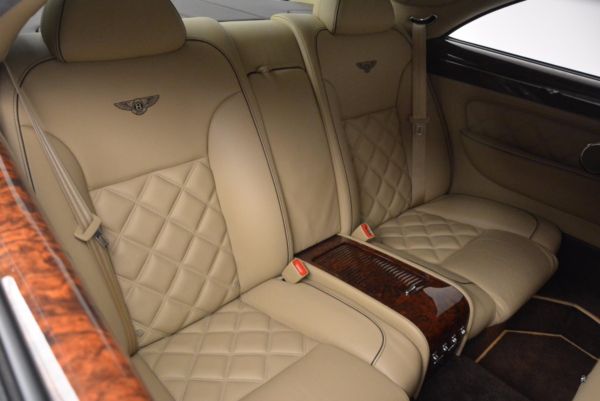 Used 2009 Bentley Brooklands  For Sale In Westport, CT 925_p36