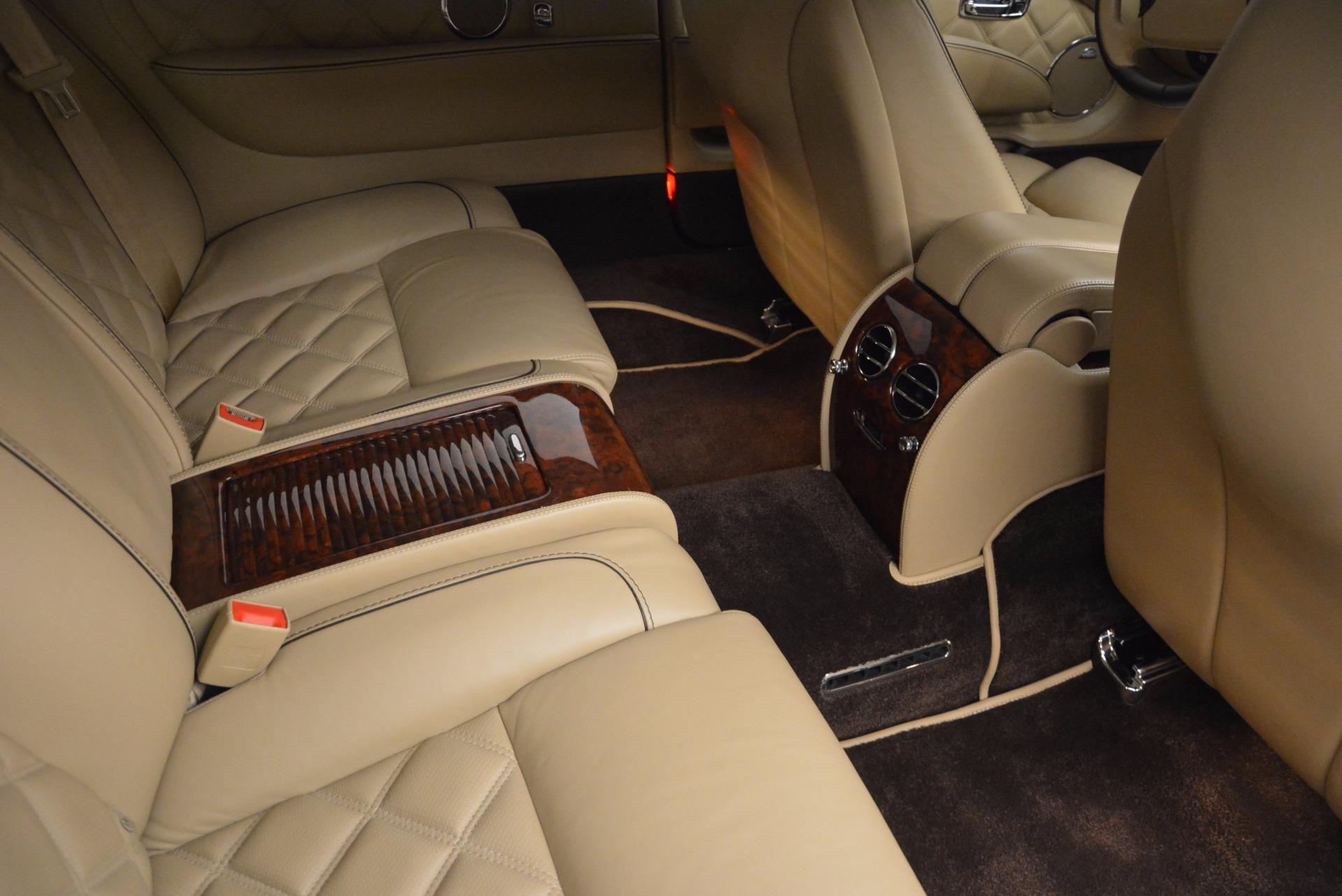 Used 2009 Bentley Brooklands  For Sale In Westport, CT 925_p37