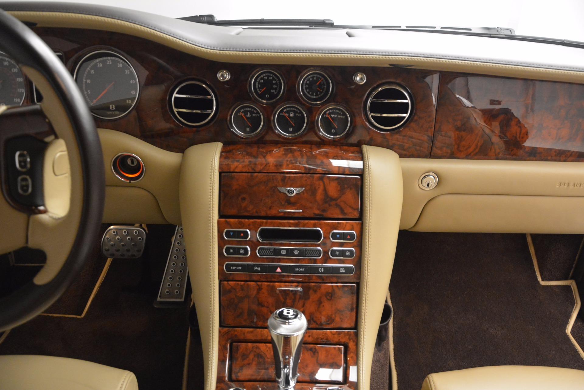 Used 2009 Bentley Brooklands  For Sale In Westport, CT 925_p39