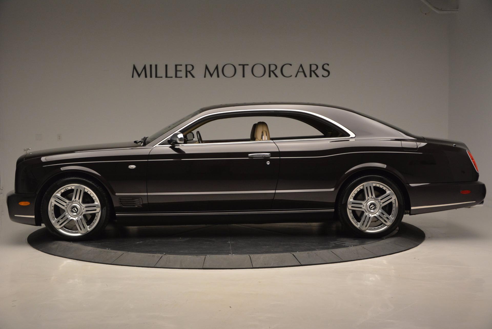 Used 2009 Bentley Brooklands  For Sale In Westport, CT 925_p3