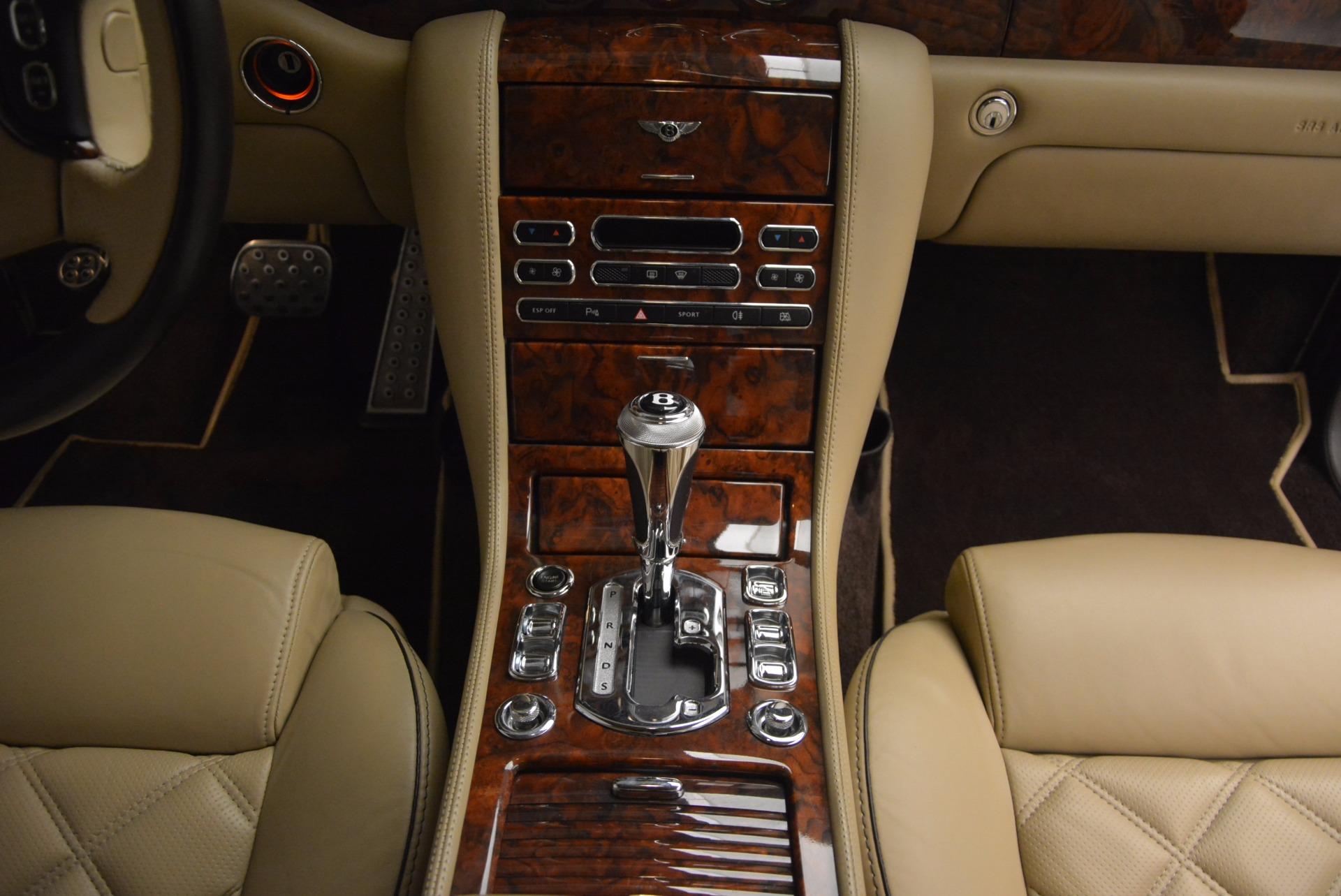 Used 2009 Bentley Brooklands  For Sale In Westport, CT 925_p41