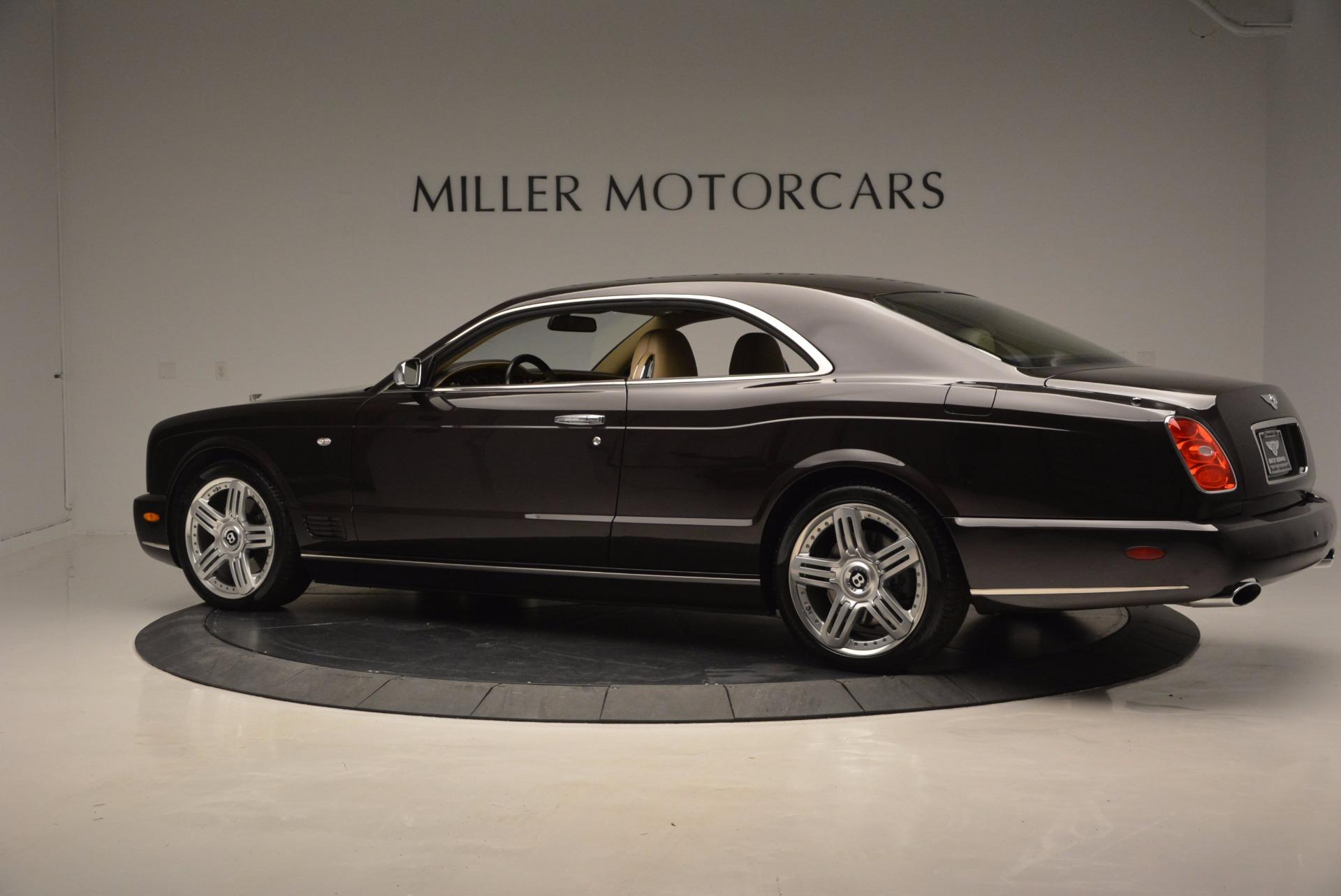 Used 2009 Bentley Brooklands  For Sale In Westport, CT 925_p4