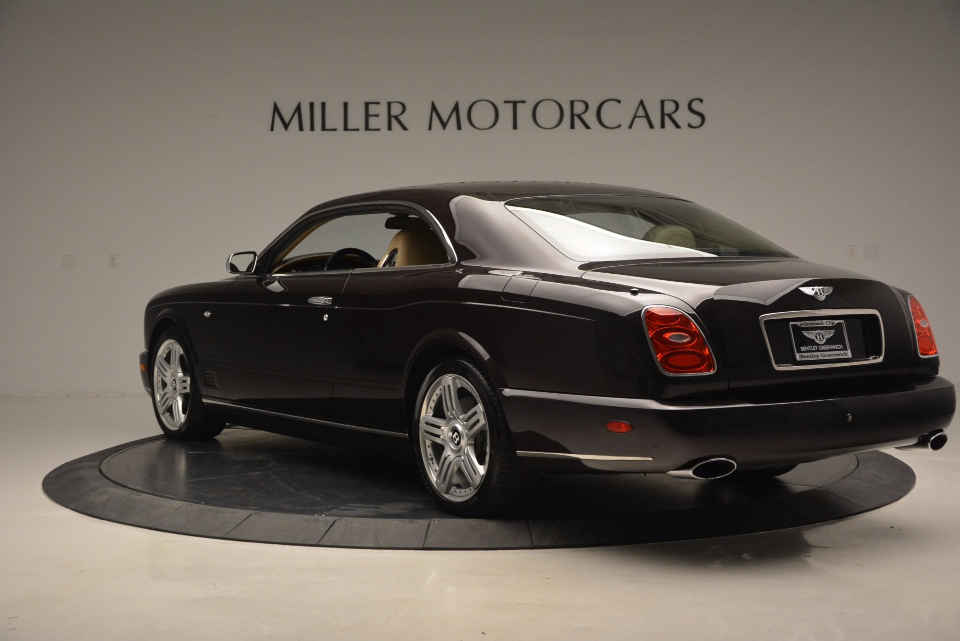 Used 2009 Bentley Brooklands  For Sale In Westport, CT 925_p5