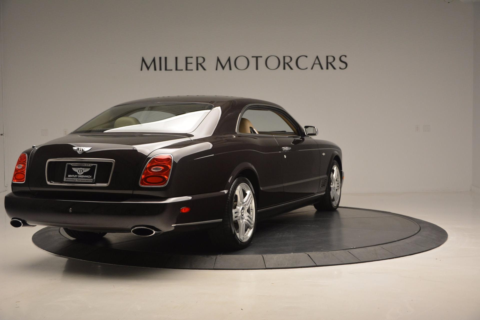 Used 2009 Bentley Brooklands  For Sale In Westport, CT 925_p7