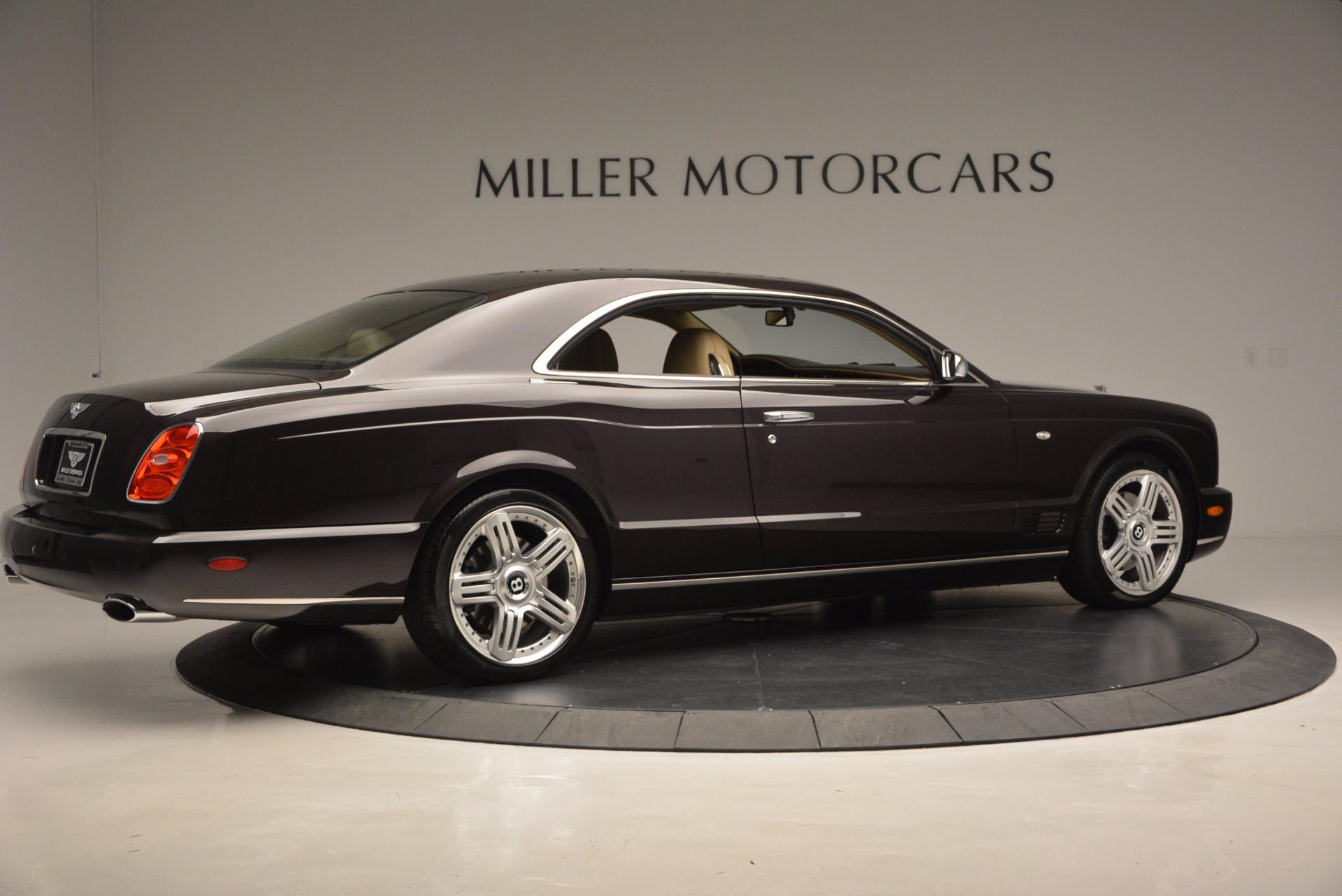 Used 2009 Bentley Brooklands  For Sale In Westport, CT 925_p8