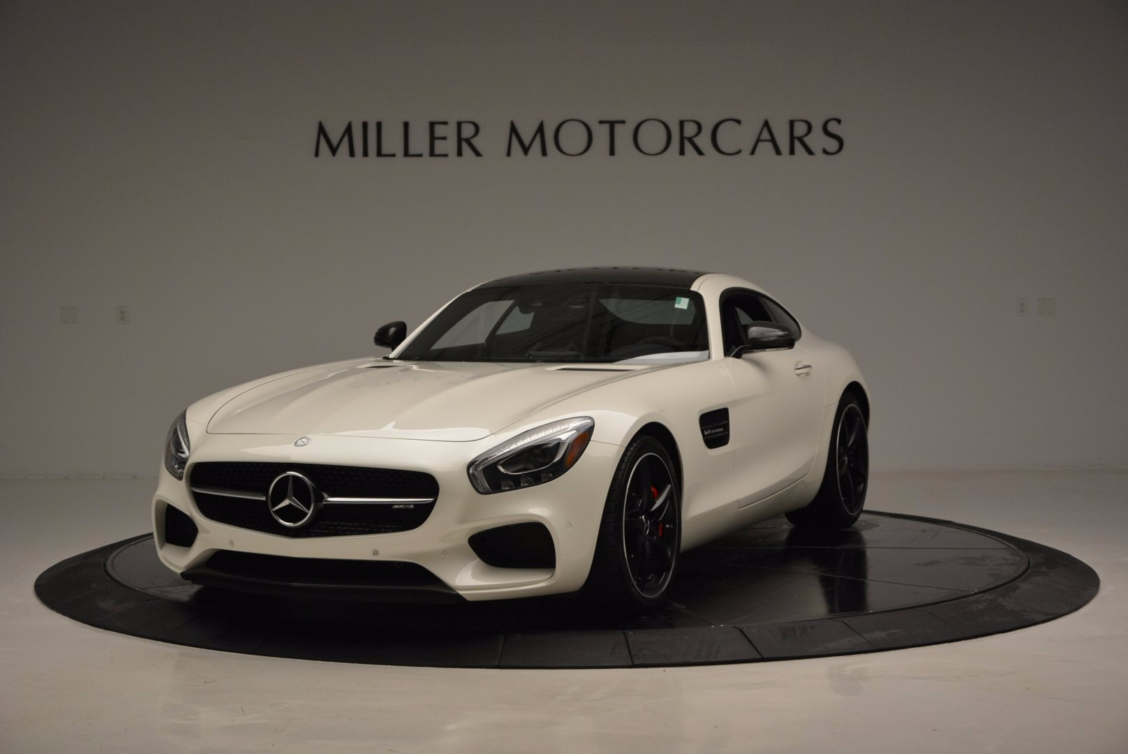 Used 2016 Mercedes Benz AMG GT S For Sale In Westport, CT