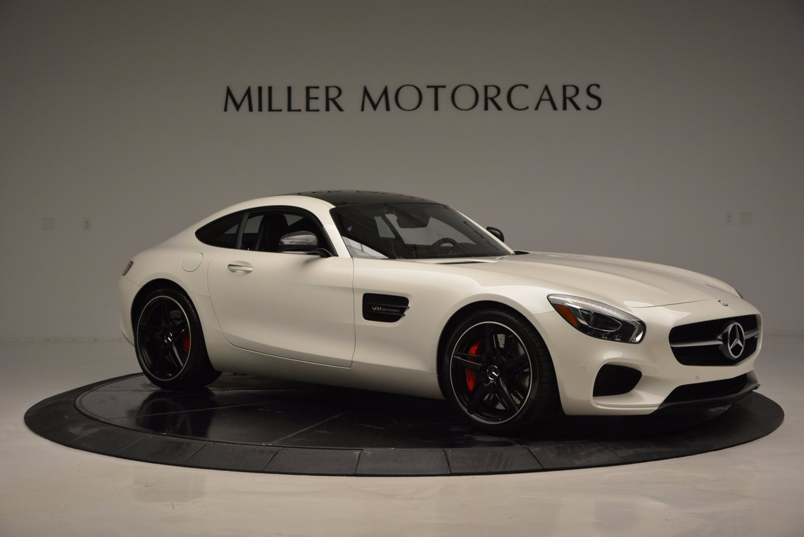 Used 2016 Mercedes Benz AMG GT S For Sale In Westport, CT 926_p10