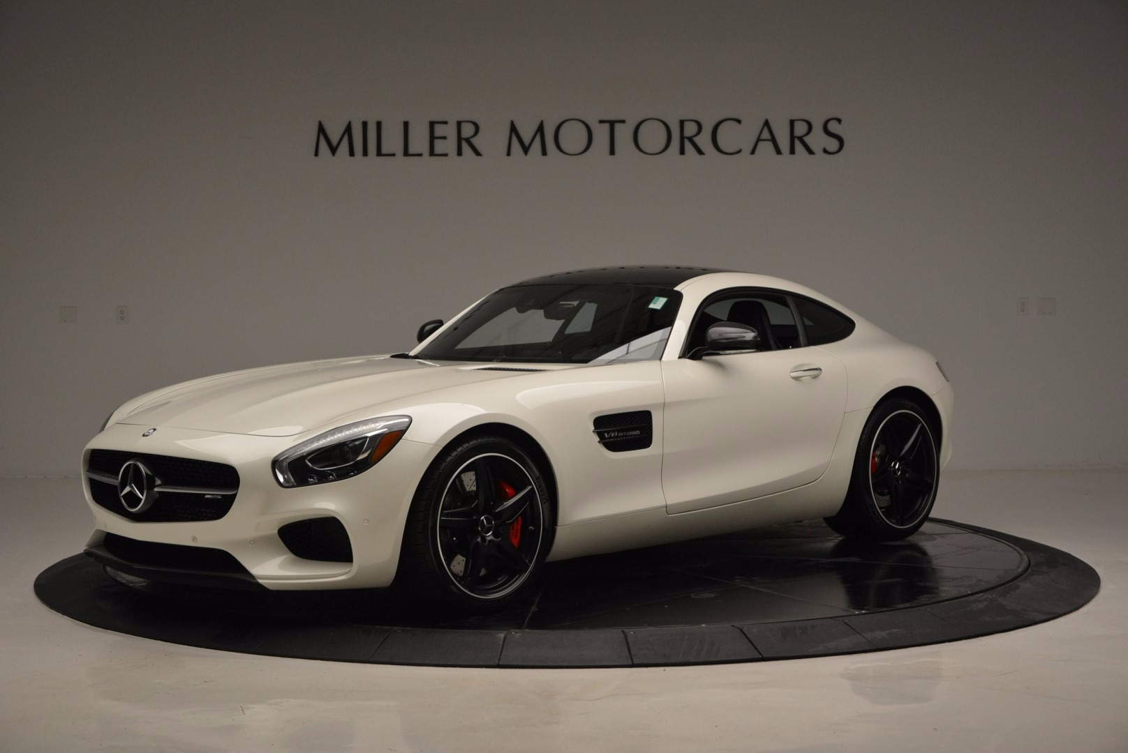 Used 2016 Mercedes Benz AMG GT S For Sale In Westport, CT 926_p2