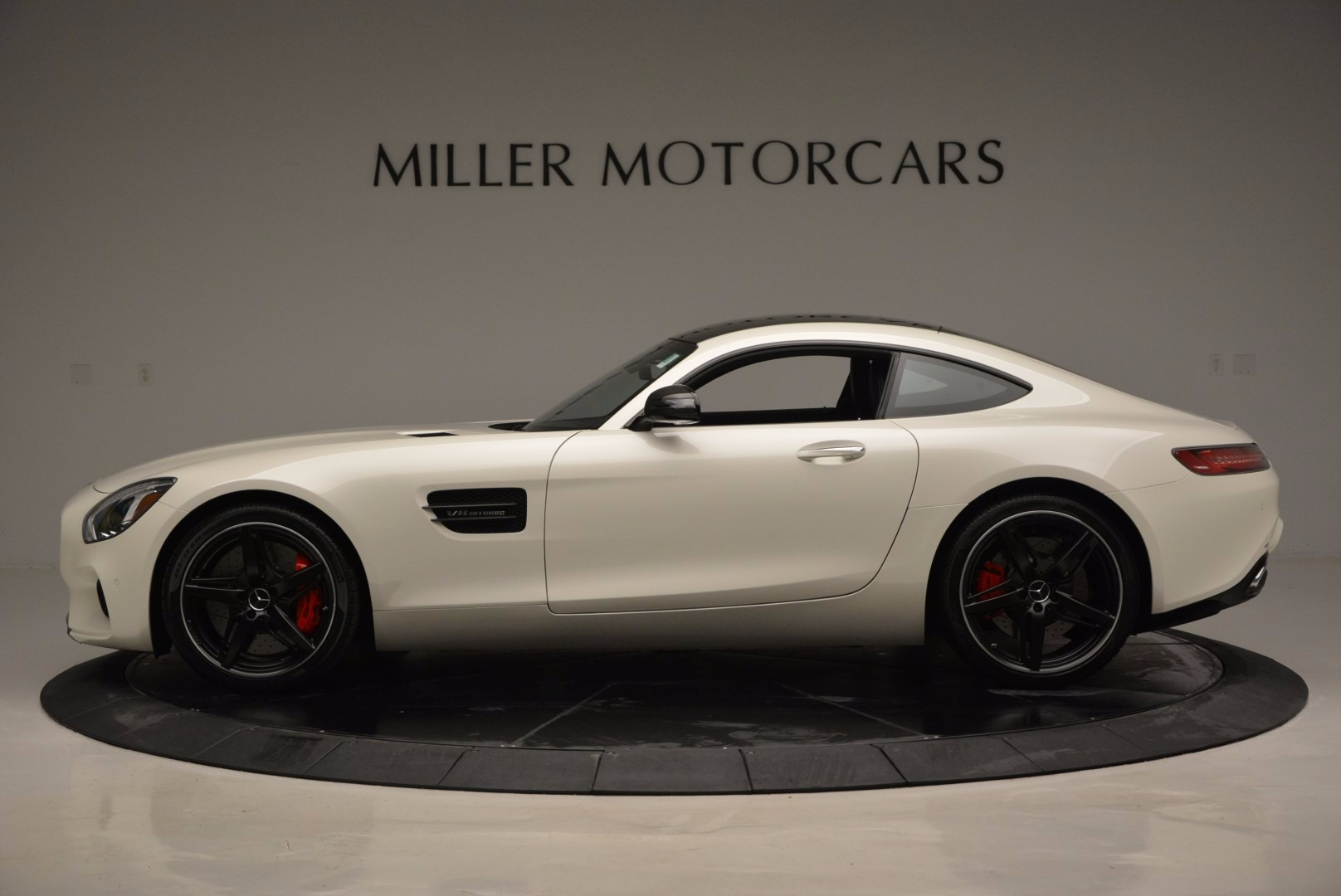 Used 2016 Mercedes Benz AMG GT S For Sale In Westport, CT 926_p3