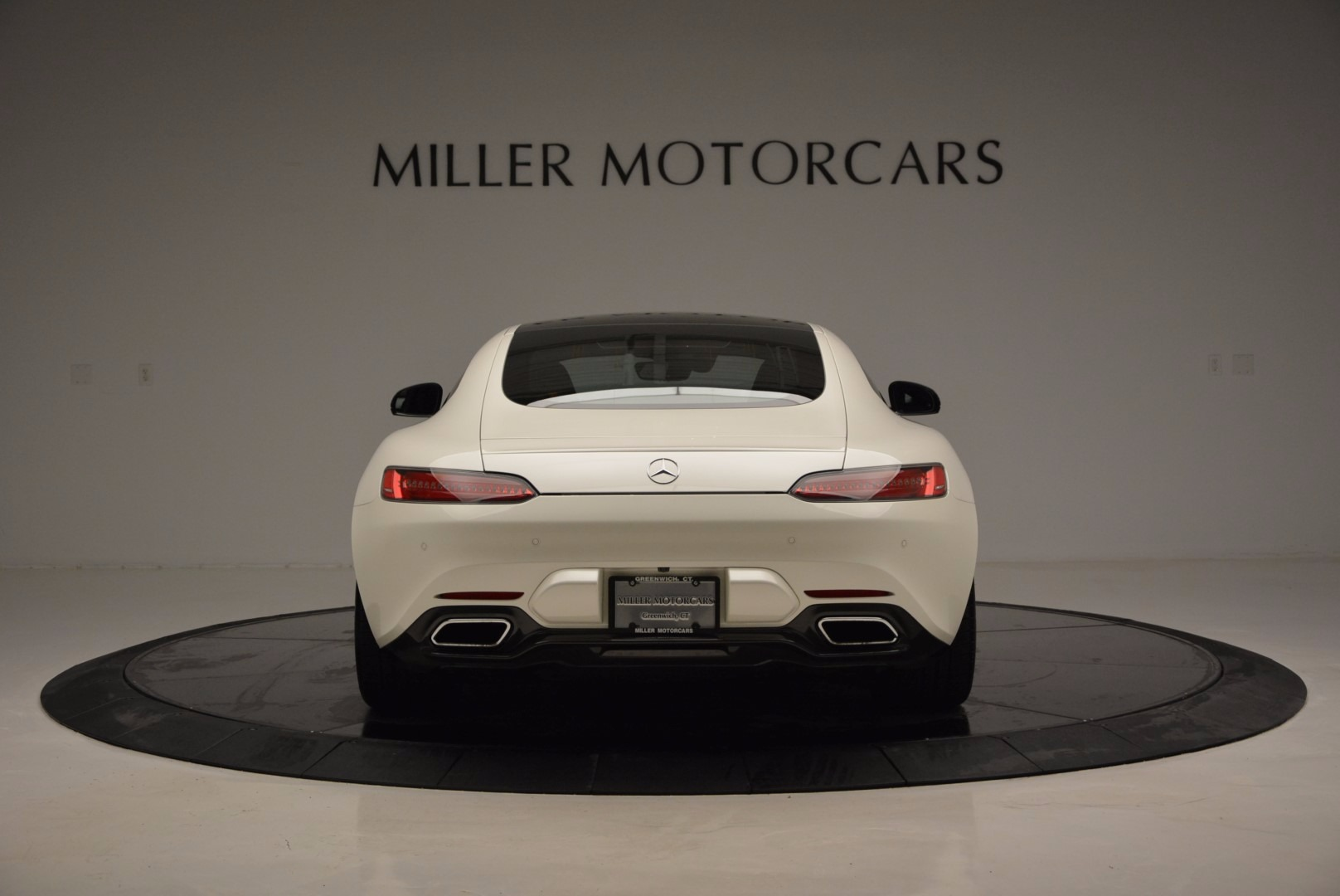Used 2016 Mercedes Benz AMG GT S For Sale In Westport, CT 926_p6
