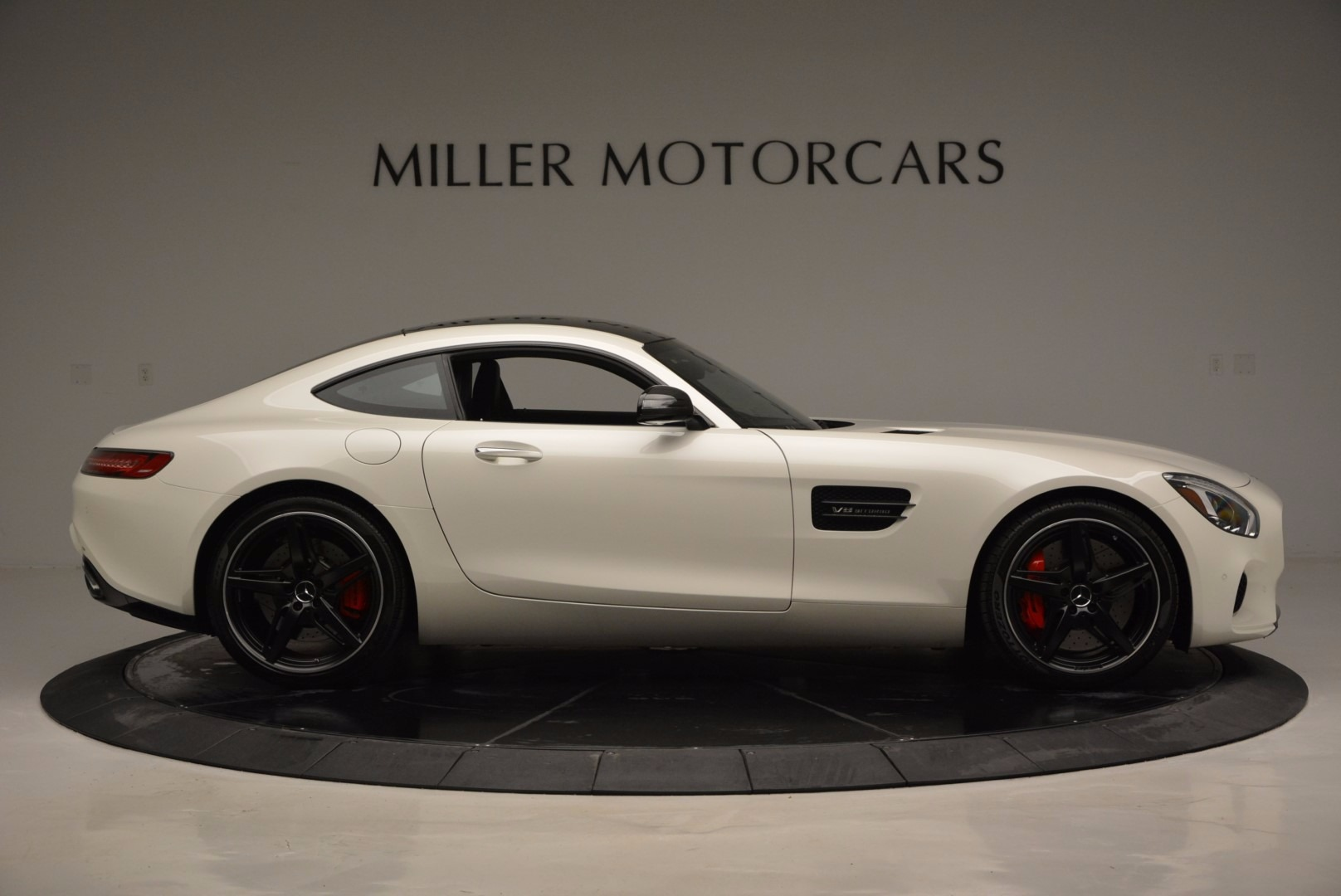 Used 2016 Mercedes Benz AMG GT S For Sale In Westport, CT 926_p9