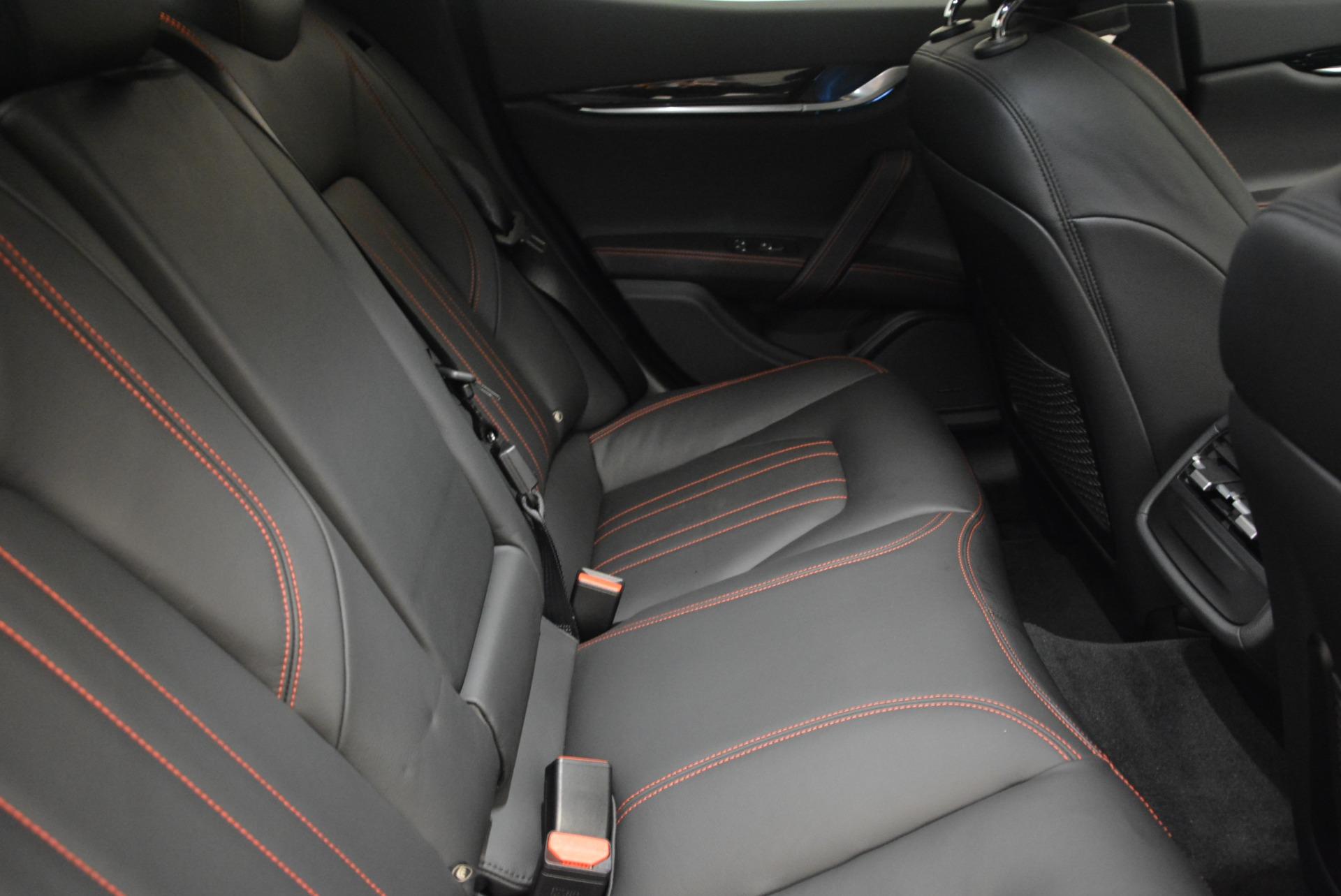 New 2017 Maserati Ghibli S Q4 For Sale In Westport, CT 928_p20